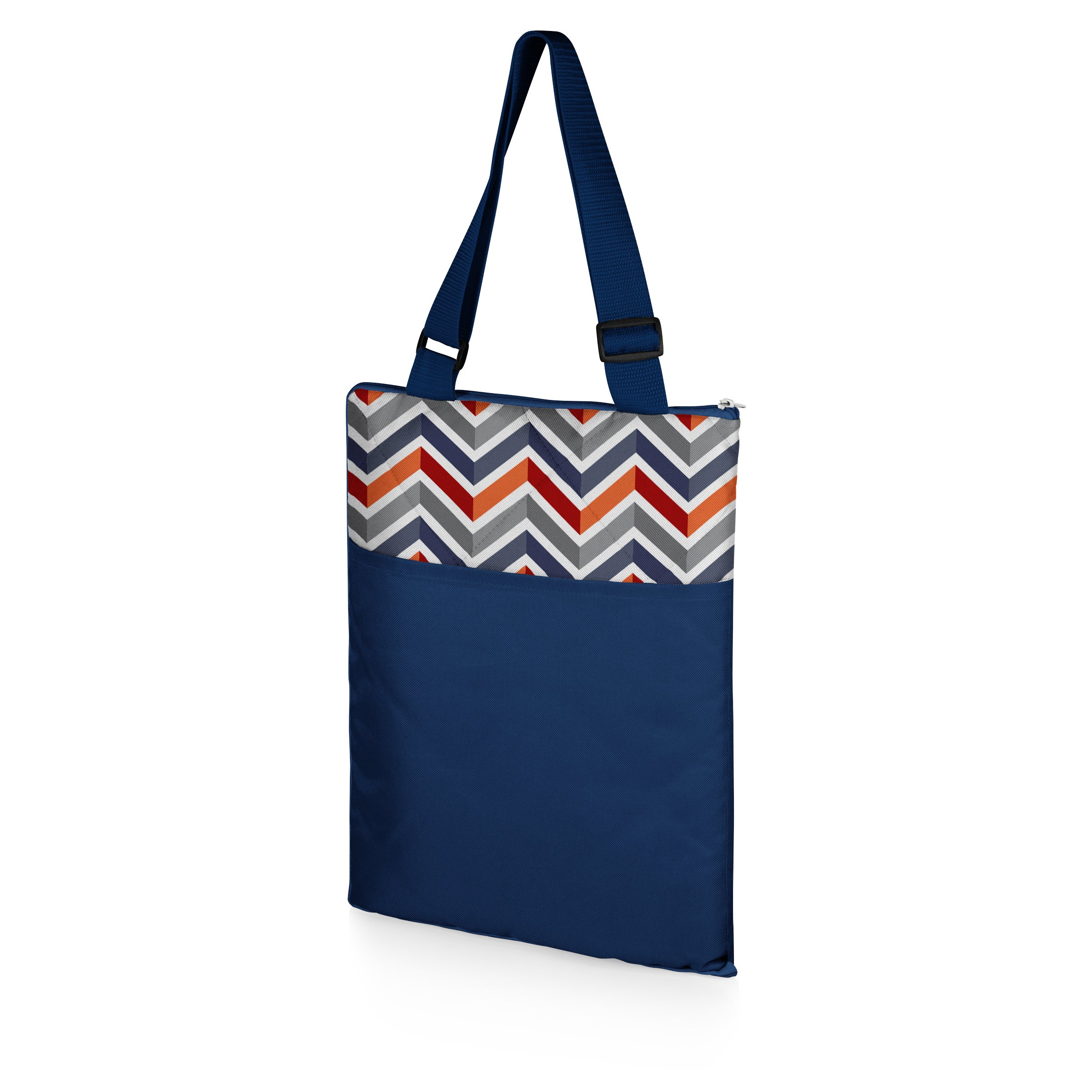 2056a2b53dd Shop Picnic Time Vista Outdoor Blanket Tote - Free Shipping On Orders Over   45 - Overstock - 10119672