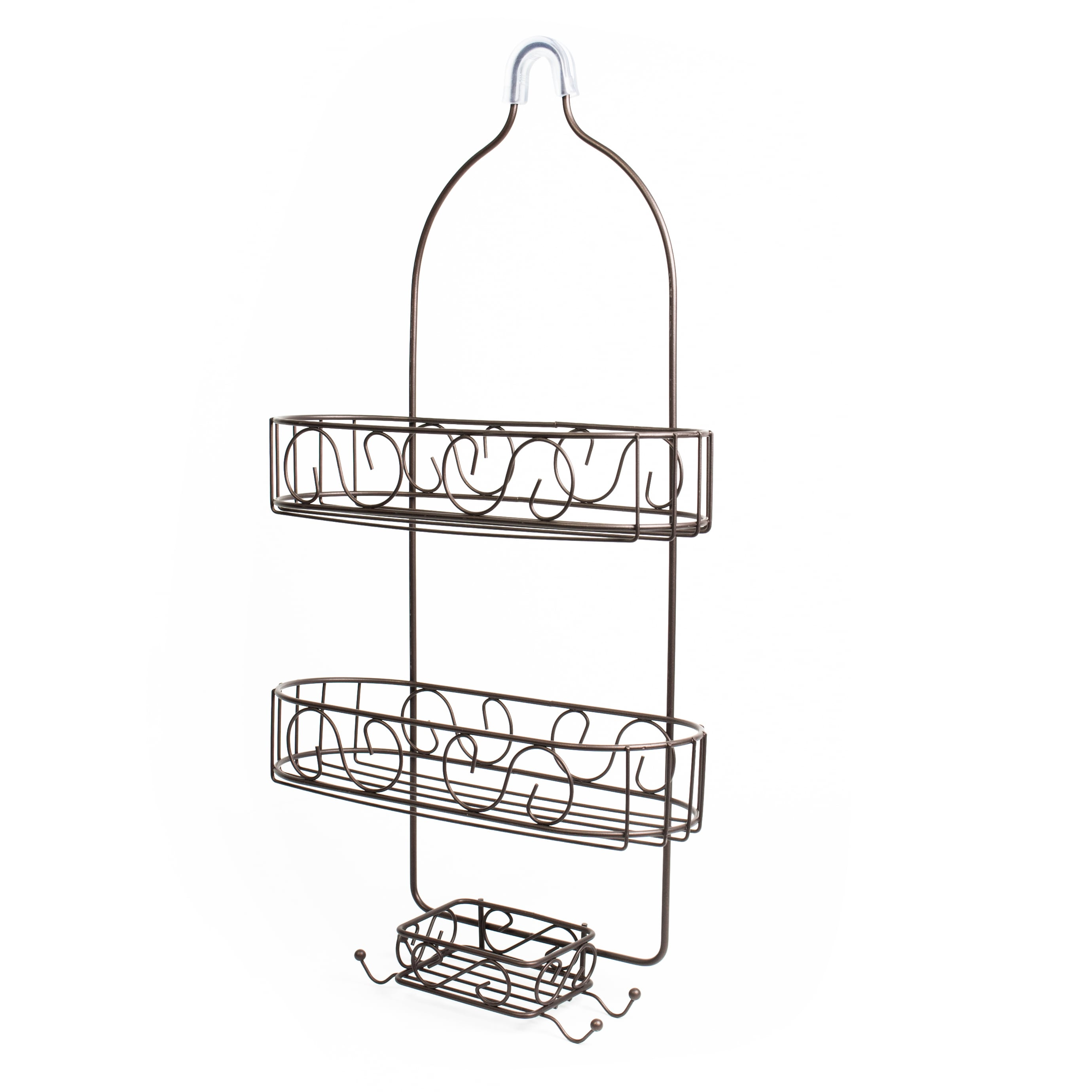 Shop High Quality 2 Tier Bronze Shower Caddy - On Sale - Free ...