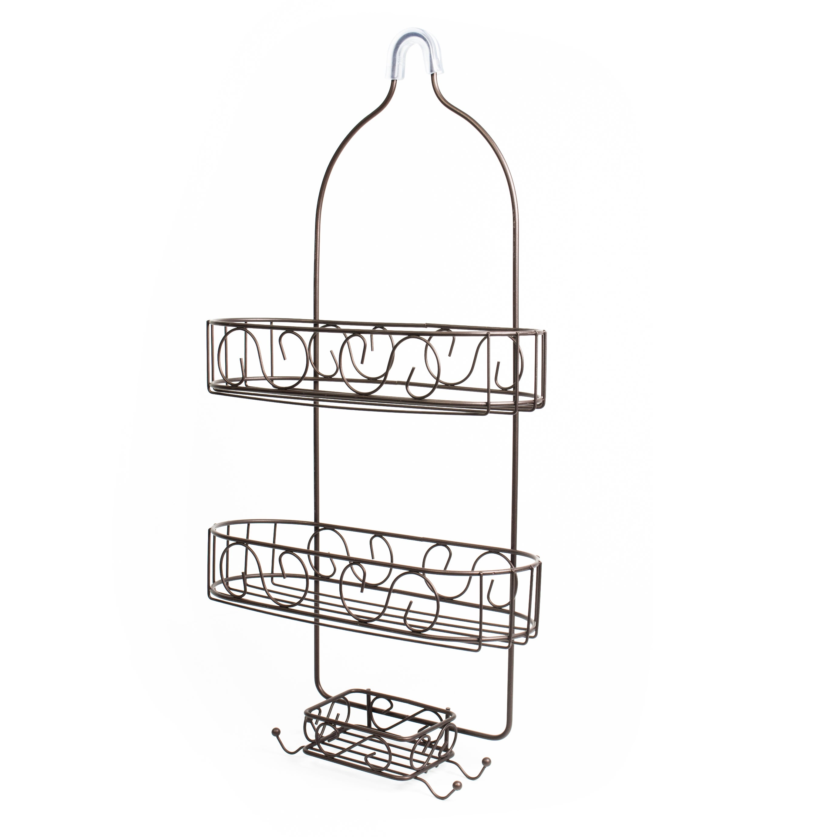 High Quality 2 Tier Bronze Shower Caddy - Free Shipping On Orders ...