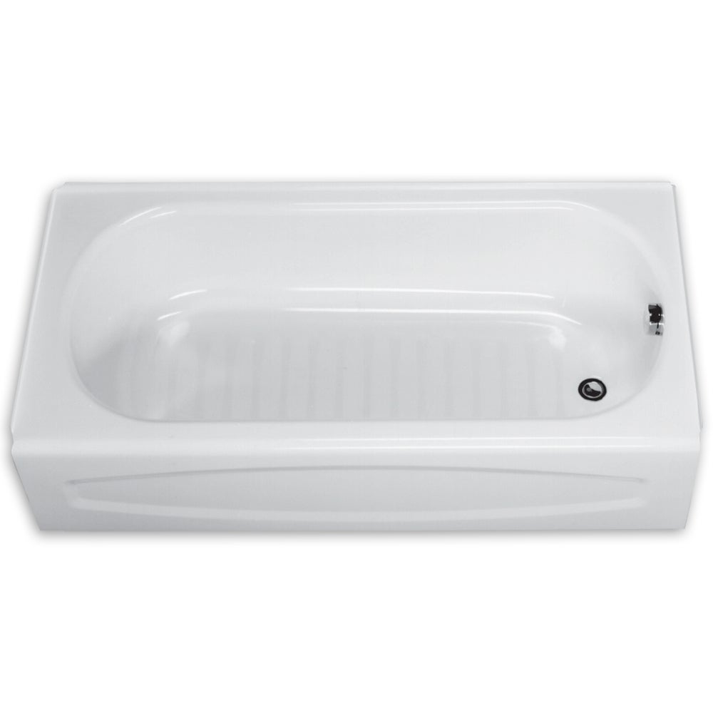 Shop American Standard Solar 0263.212.020 White Soaking Bathtub ...