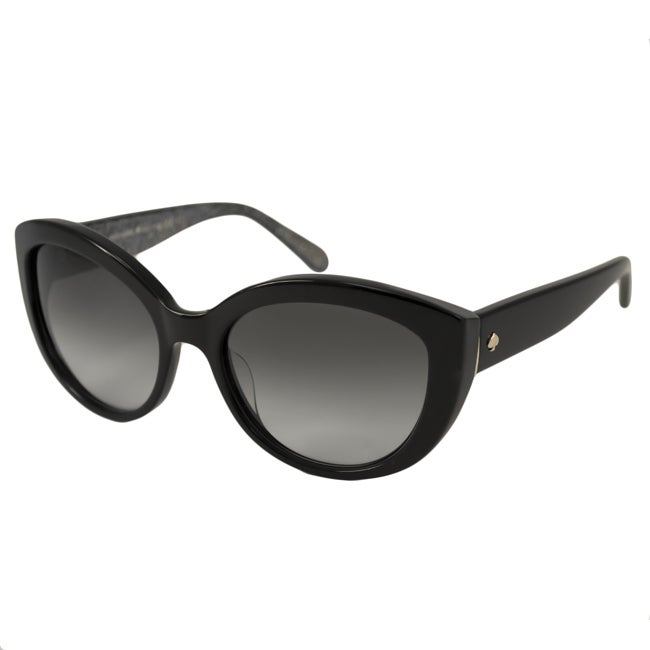7384b8c463b3 Shop Kate Spade Women's Sherrie Cat-Eye Sunglasses - Free Shipping Today -  Overstock - 10124292