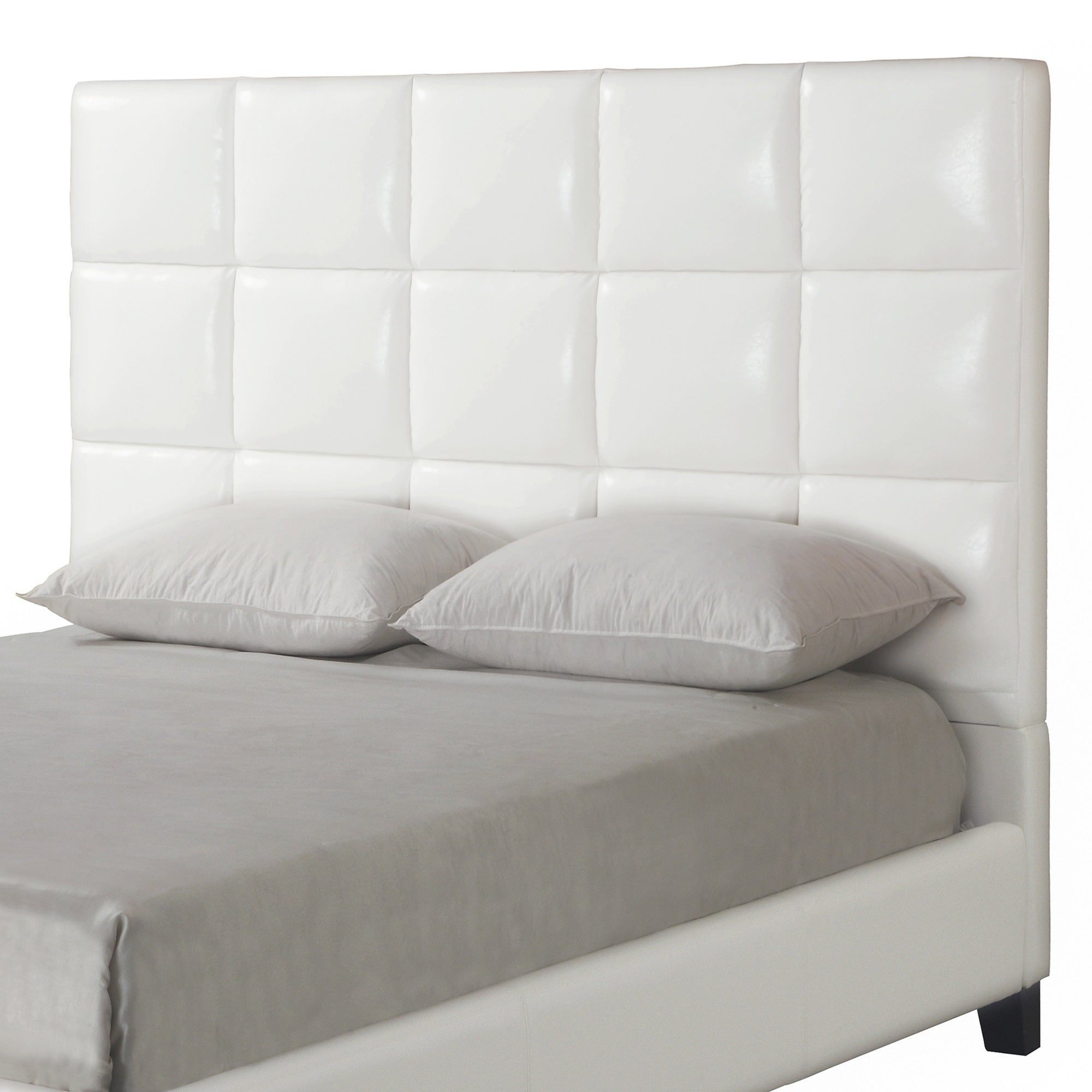 Fenton Panel King Size Upholstered Headboard iNSPIRE Q Modern - Free  Shipping Today - Overstock.com - 17265345