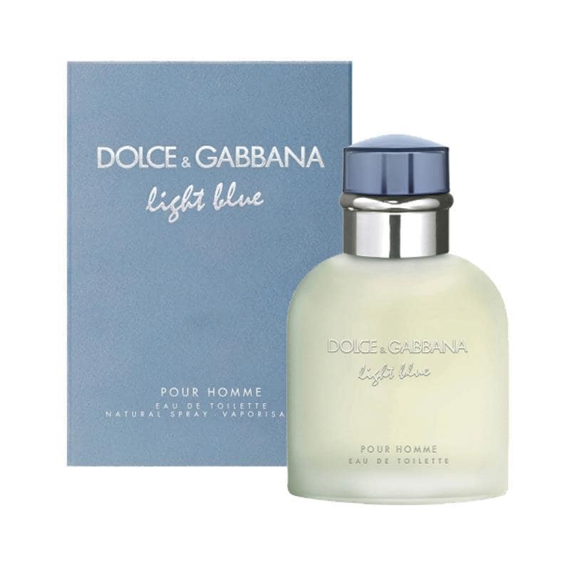 d98a90cdc8b4 Shop Dolce   Gabbana Light Blue Men s 6.7-ounce Eau de Toilette Spray -  Free Shipping Today - Overstock - 10131244