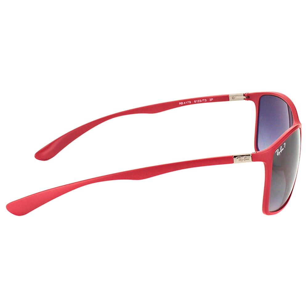 78c464400d Shop Ray-Ban Tech Unisex RB 4179 Liteforce 6123 T3 Amaranth Polarized  Sunglasses - Free Shipping Today - Overstock - 10131762