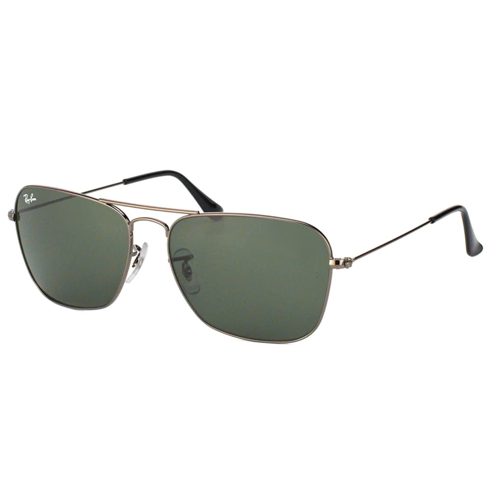 2d4f037c7c7 Shop Ray-Ban Unisex RB 3136 Caravan 004 Sunglasses 55mm - Free ...