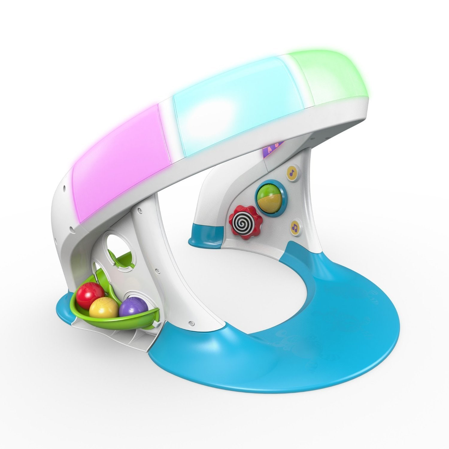 Shop Fisher-Price Bright Beats Smart Touch Play Space - Free ...
