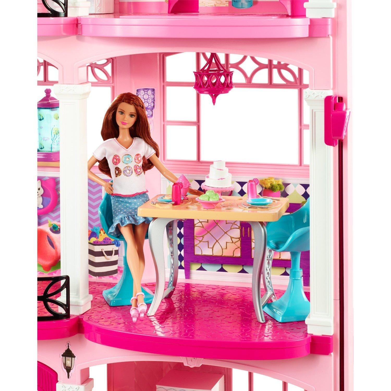Mattel Barbie Dreamhouse Dollhouse Free Today Com 10150858