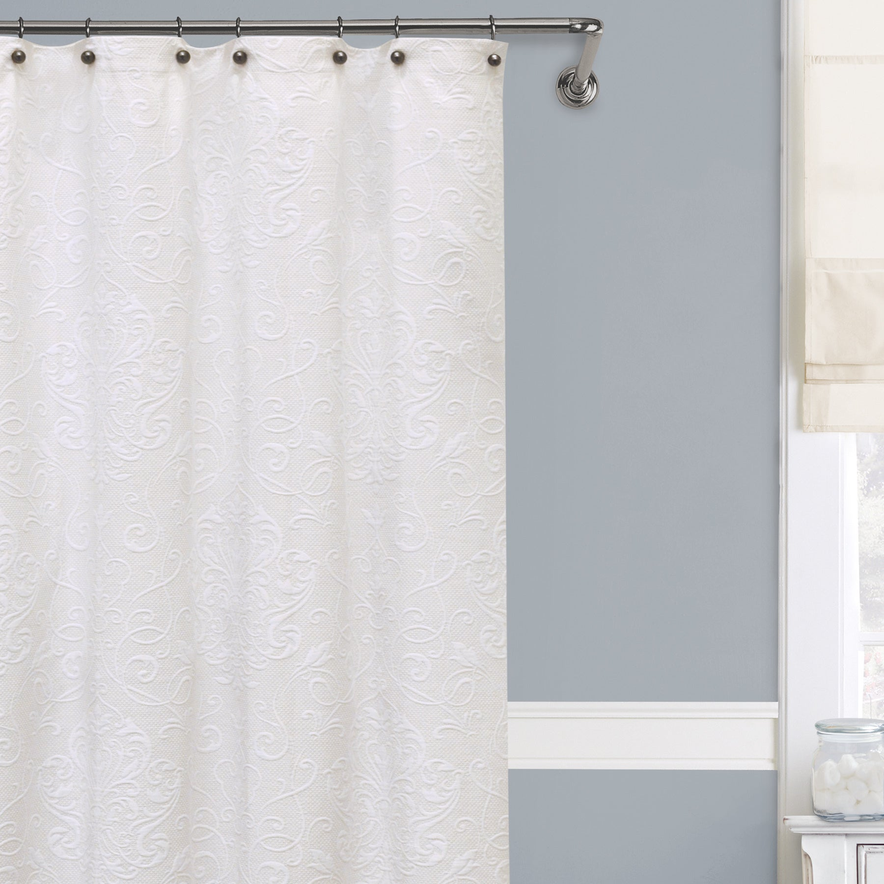 Lamont Home Isabella Shower Curtain - 5 Sizes Available - Free Shipping  Today - Overstock.com - 17281728