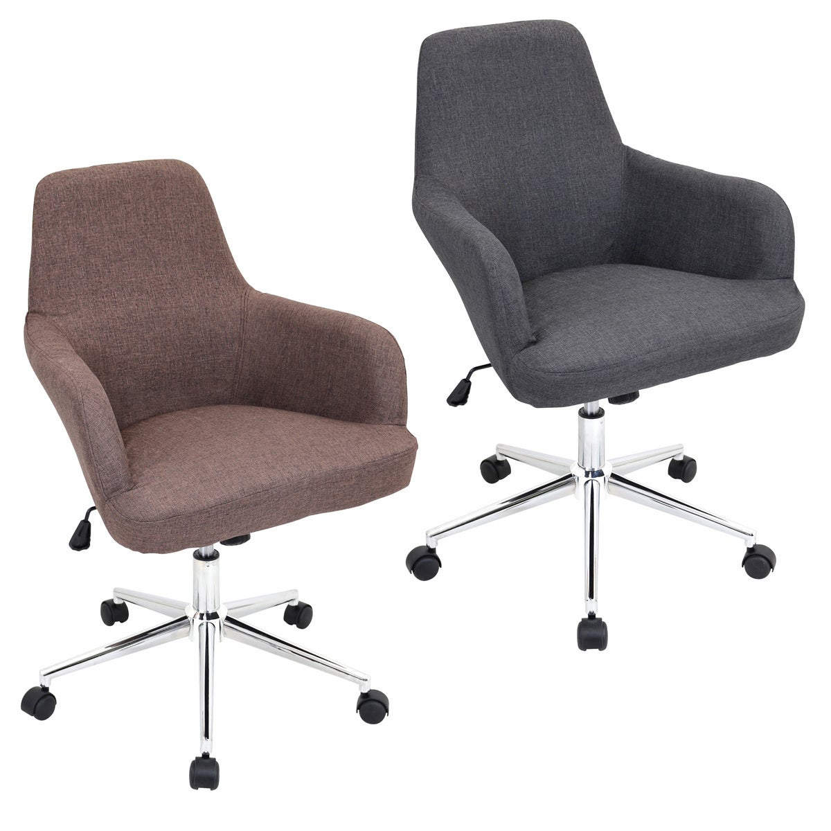 Merveilleux Shop LumiSource Degree Fabric Office Chair   Free Shipping Today    Overstock.com   10156441