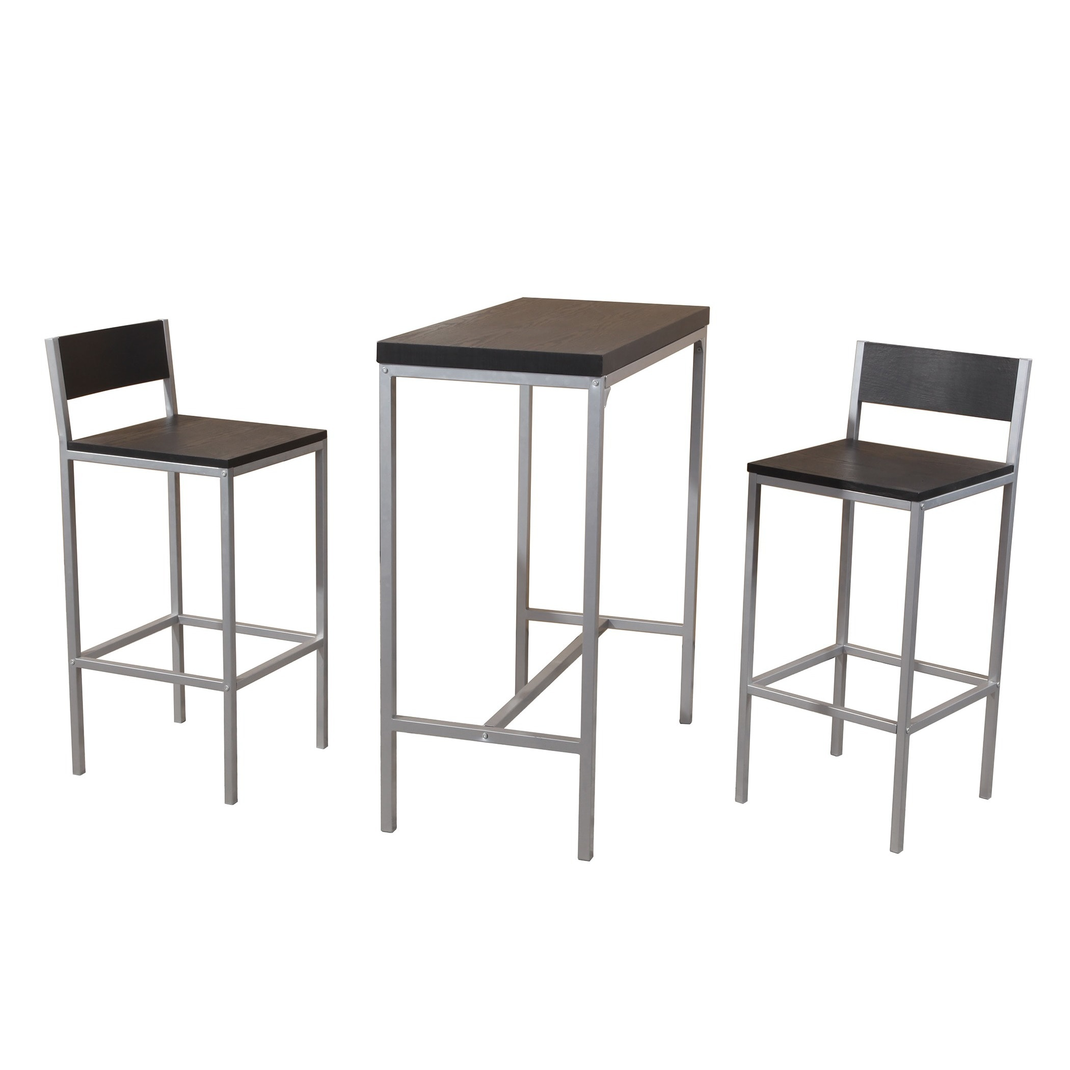 Henry High Bar Table Set Free Shipping Today Overstock