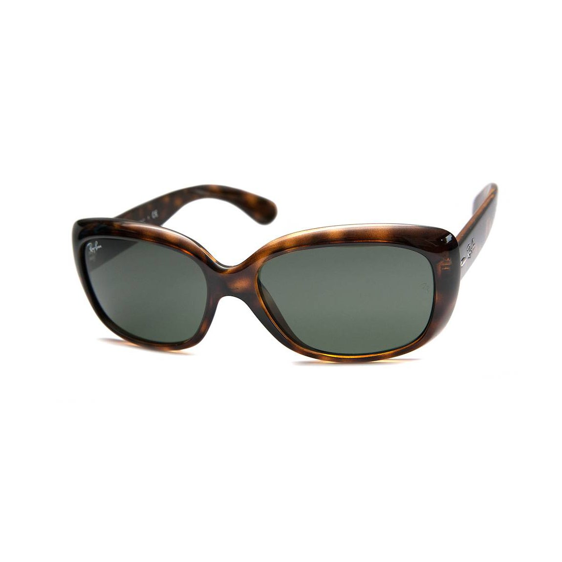 3ffd6dcd12c Shop Ray-Ban G-15XLT  Jackie Oh  Sunglasses - 58mm - Tortoise - Large -  Free Shipping Today - Overstock - 10161521