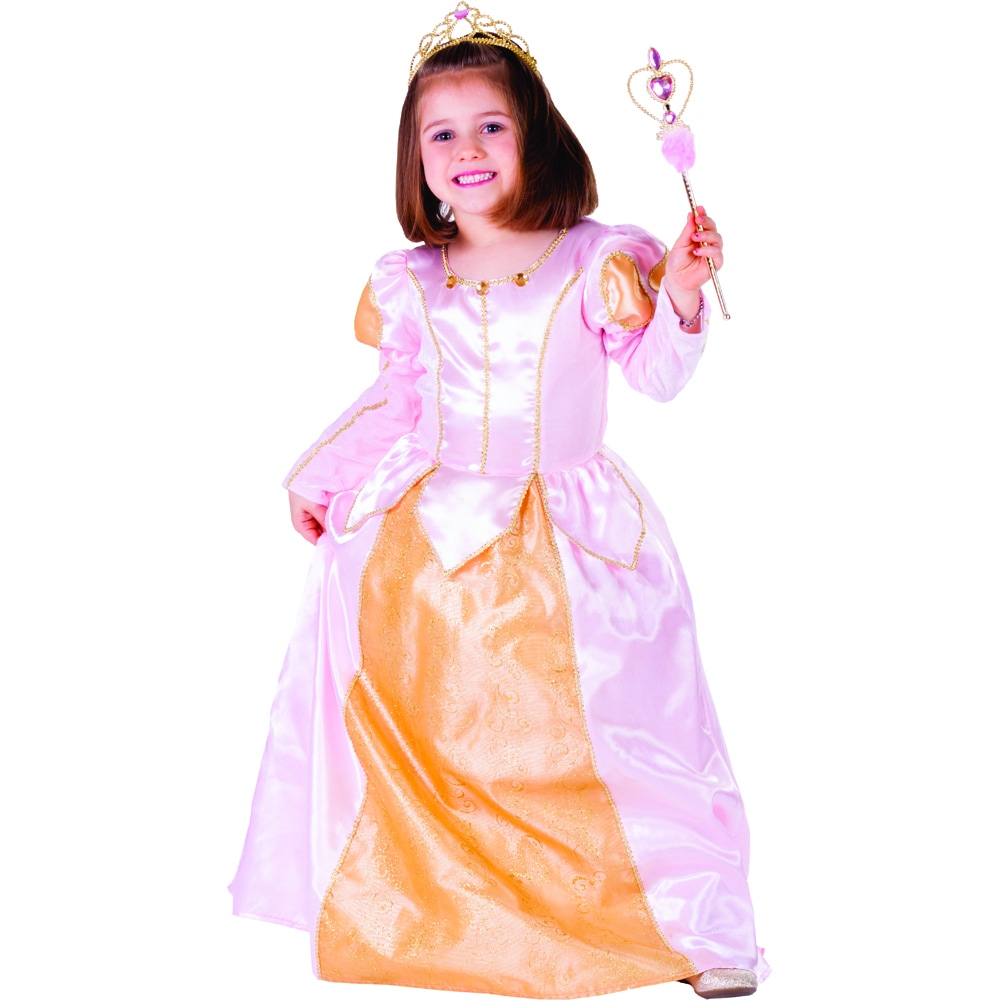 Shop Pink Belle Ball Gown Costume - Free Shipping Today - Overstock ...
