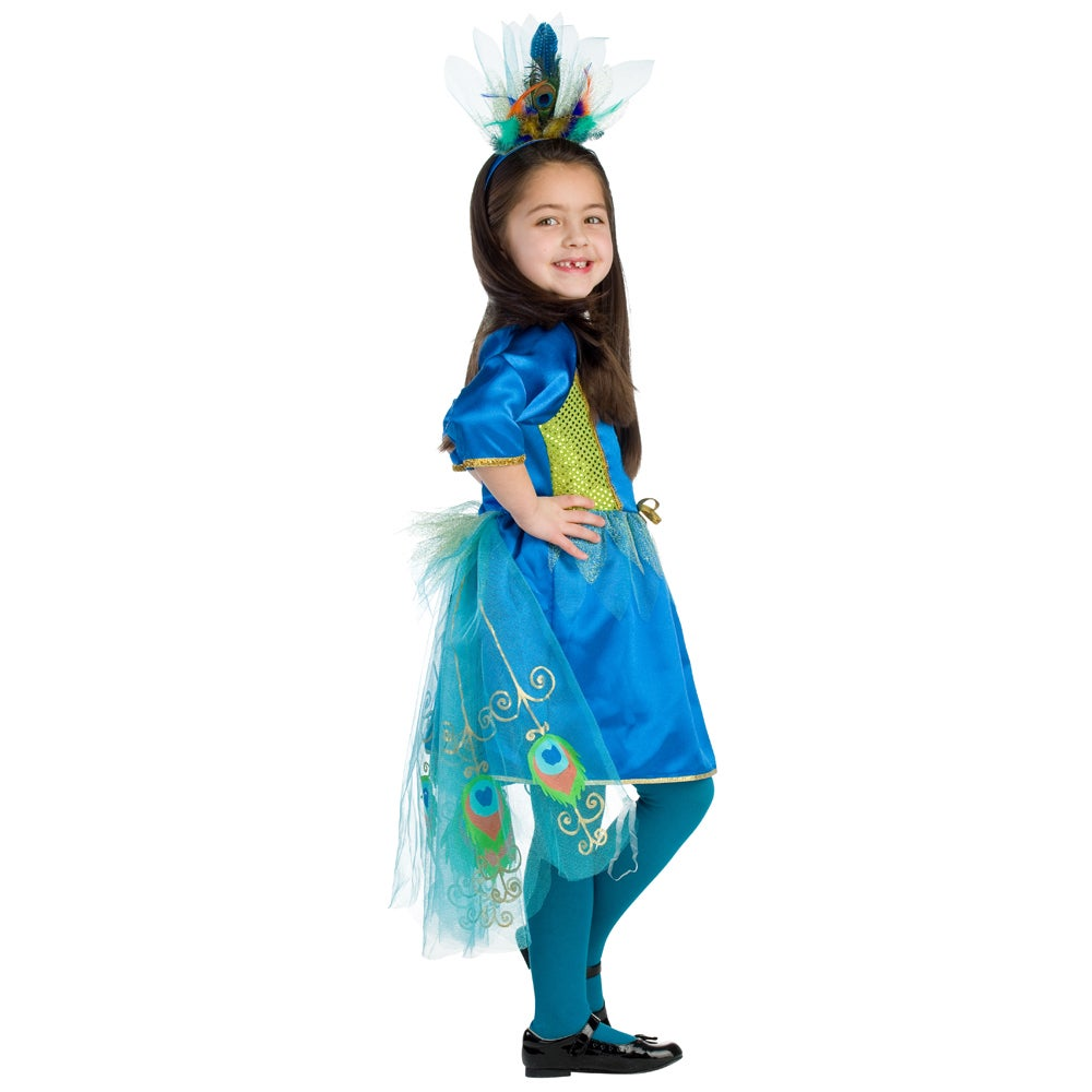 shop girl's proud peacock costumes - free shipping on orders over