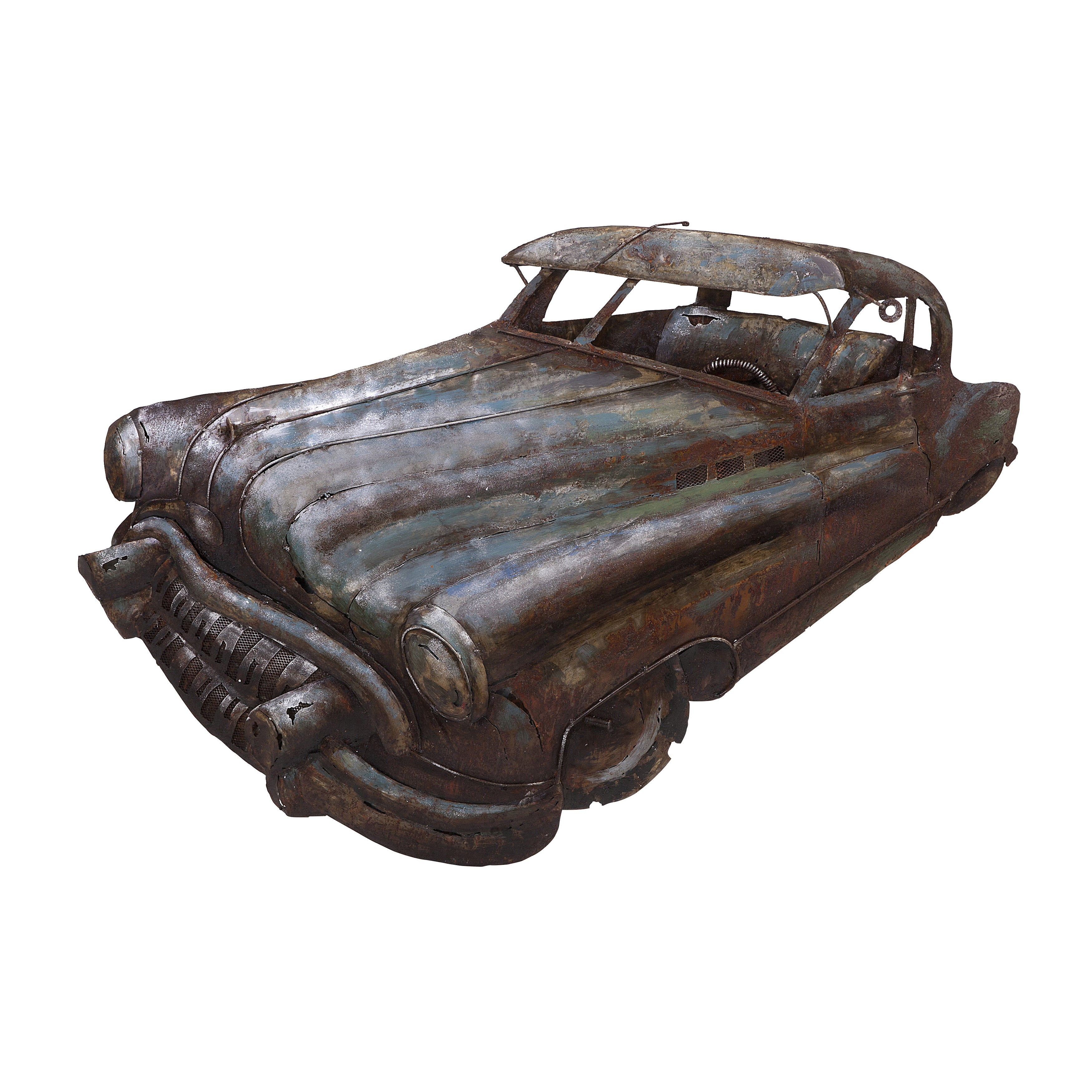 Shop Vintage Car Dimensional Wall Decor Free Shipping Today