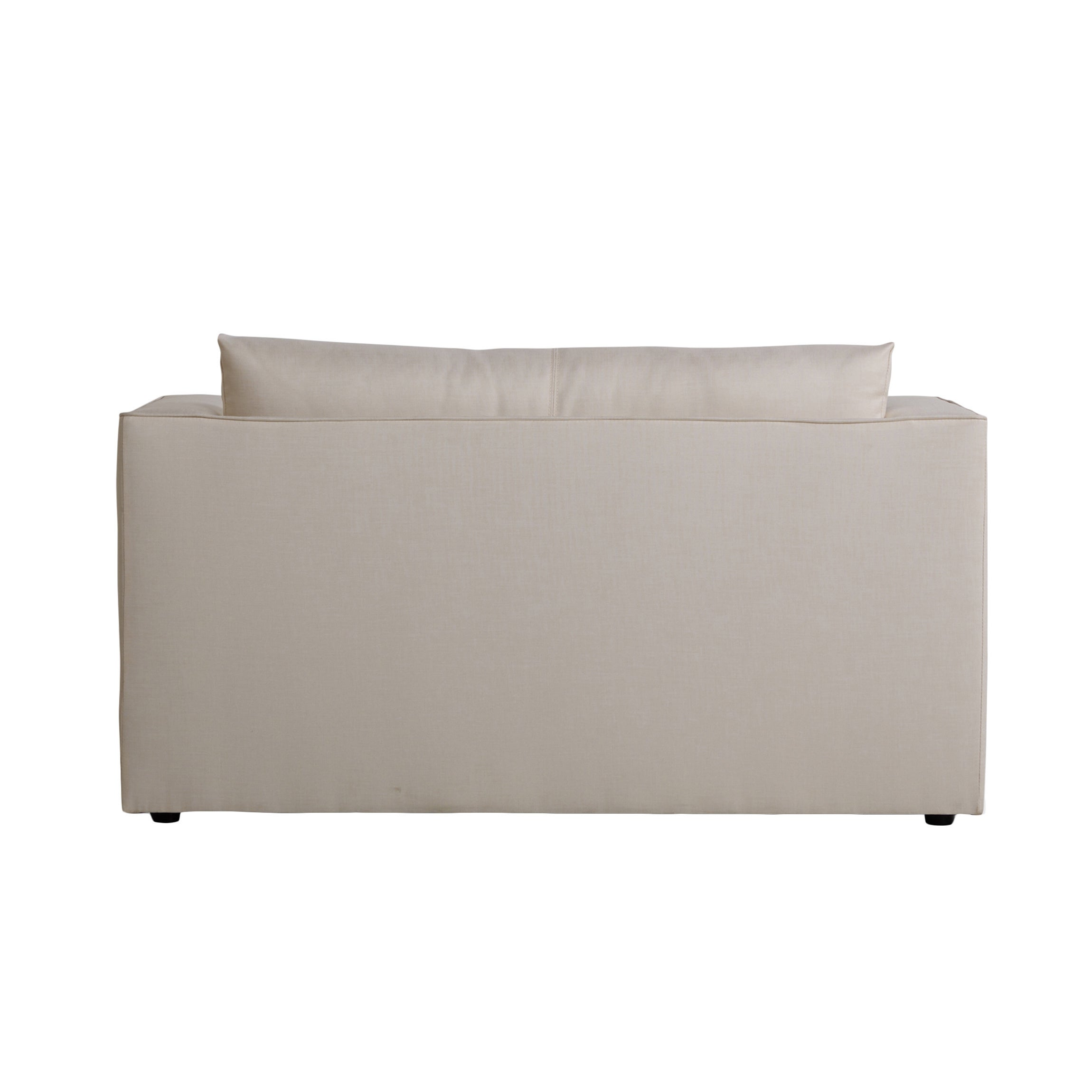 Corona Beige Convertible Loveseat Sleeper Free Shipping Today 10168452