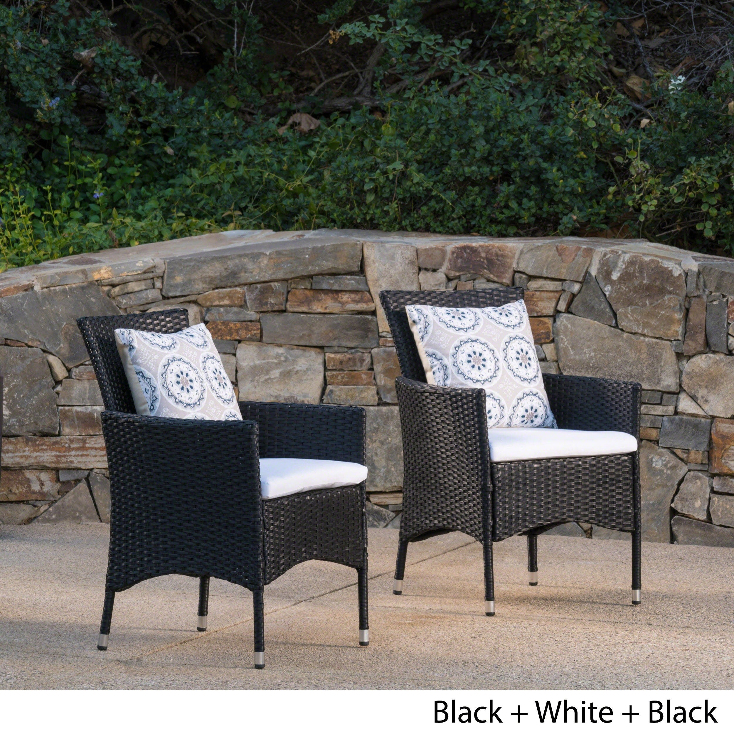 black for decor seat with cushions white cozy furniture replacement outdoor wicker and chair hayneedle cushion com patio natural interior