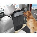 Auto Pet Barrier with 3 Pockets/organizer - Black