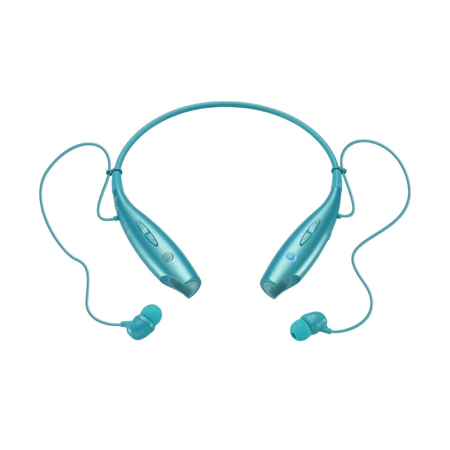 2b3a00ee571 Shop Lg Electronics Tone+ Hbs-730 Teal Bluetooth Headset Retail Packaging -  Free Shipping Today - Overstock - 10183299