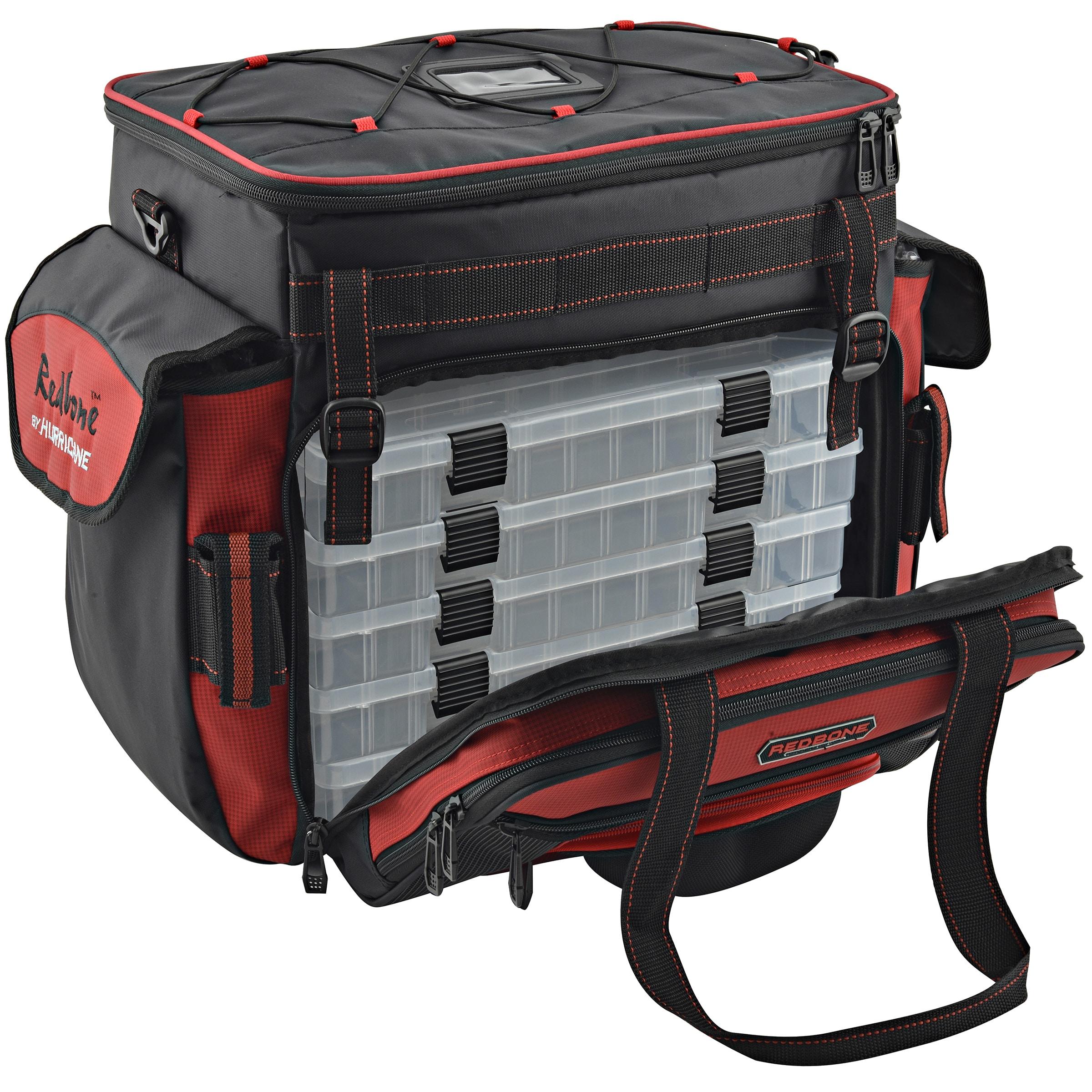 Redbone Performance Softsided Tackle Bag Free Shipping Today 10186538