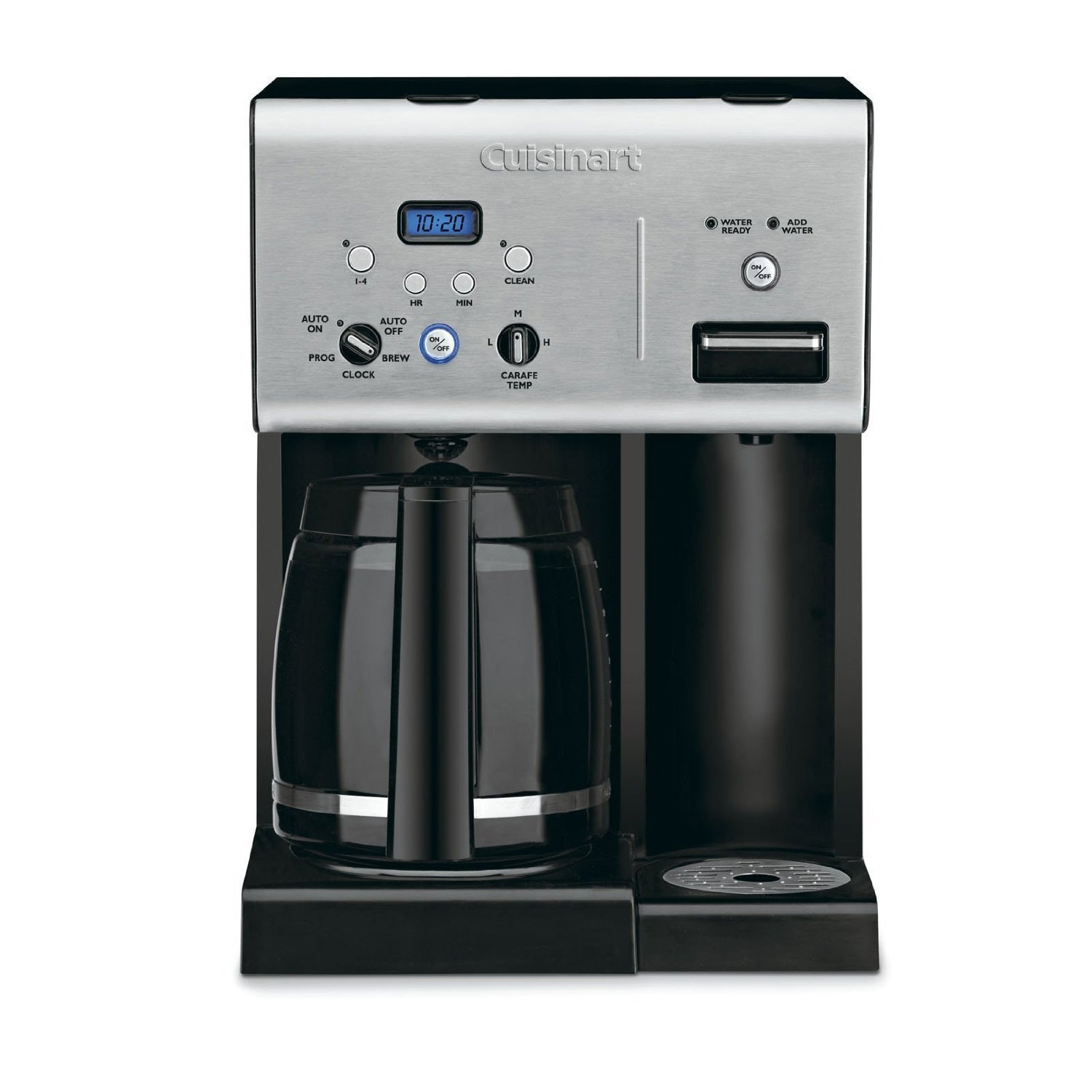 Shop Cuisinart Chw12 Programmable 12 Cup Coffee Maker Three Knox
