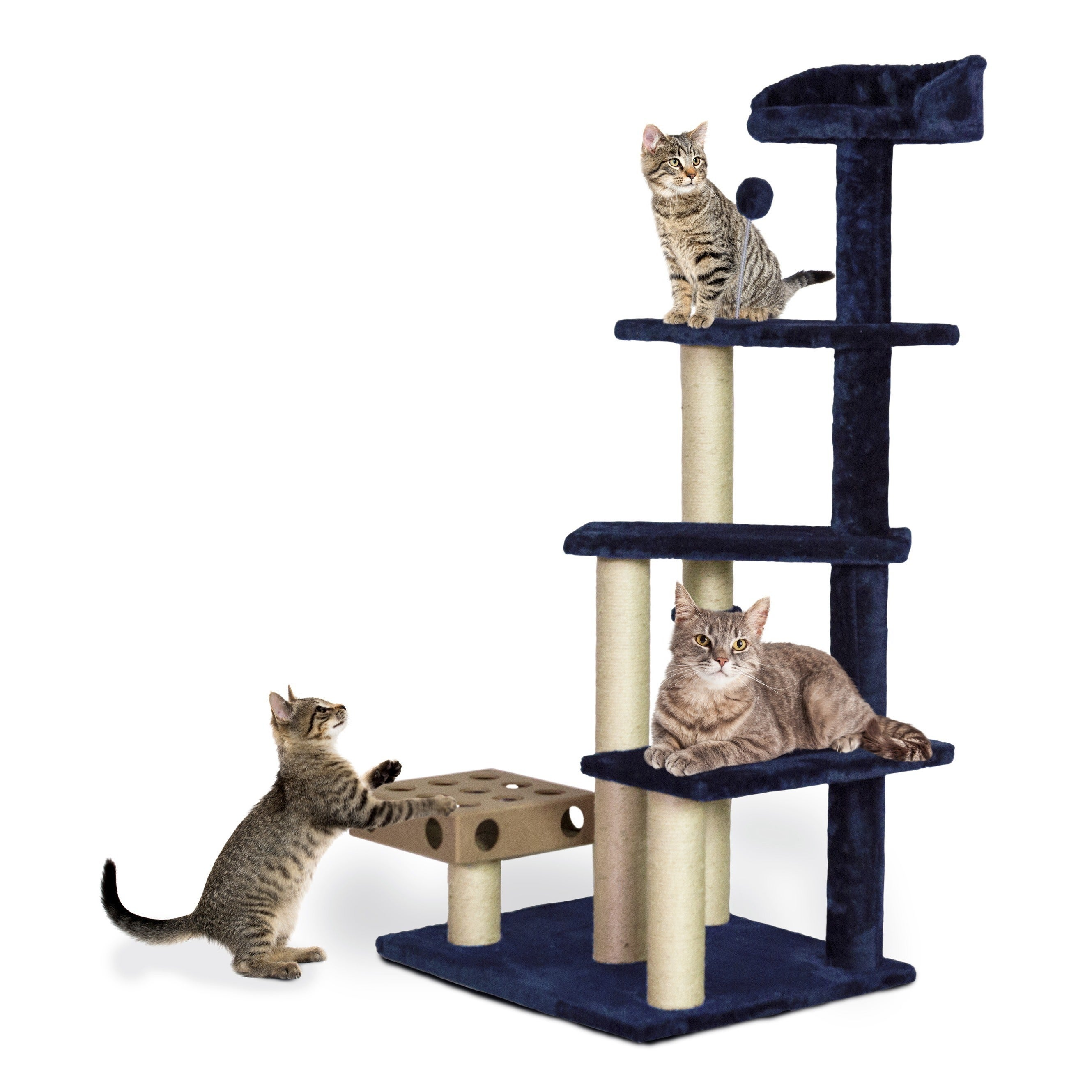 inch club go overstock furniture tree product cat free shipping pet today supplies