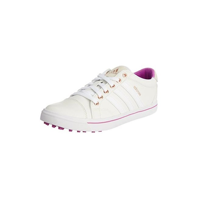 Adidas Women's AdiCross IV Spikeless Tour White White Flash Pink - Free  Shipping Today - Overstock.com - 17329686