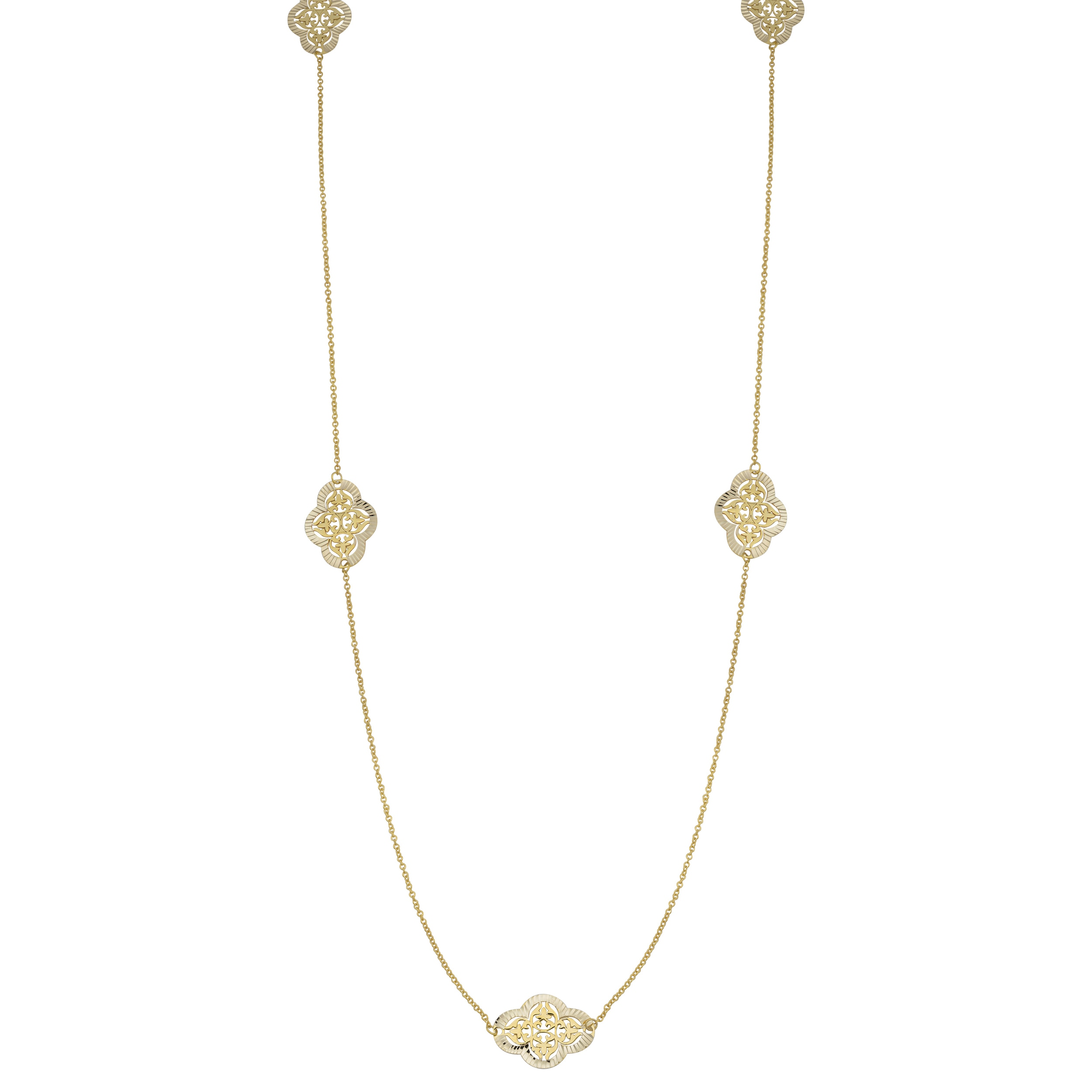 diamond necklace products los angeles kissing curated station double gold yellow