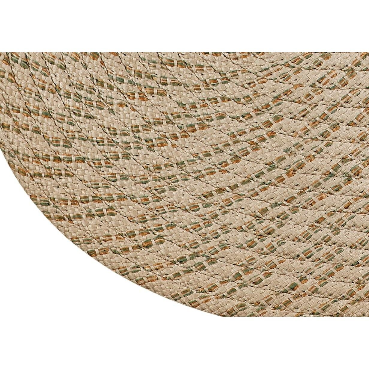 Palm Springs Indoor Outdoor Braided Area Rug 6 Free Shipping Today Com 17338361