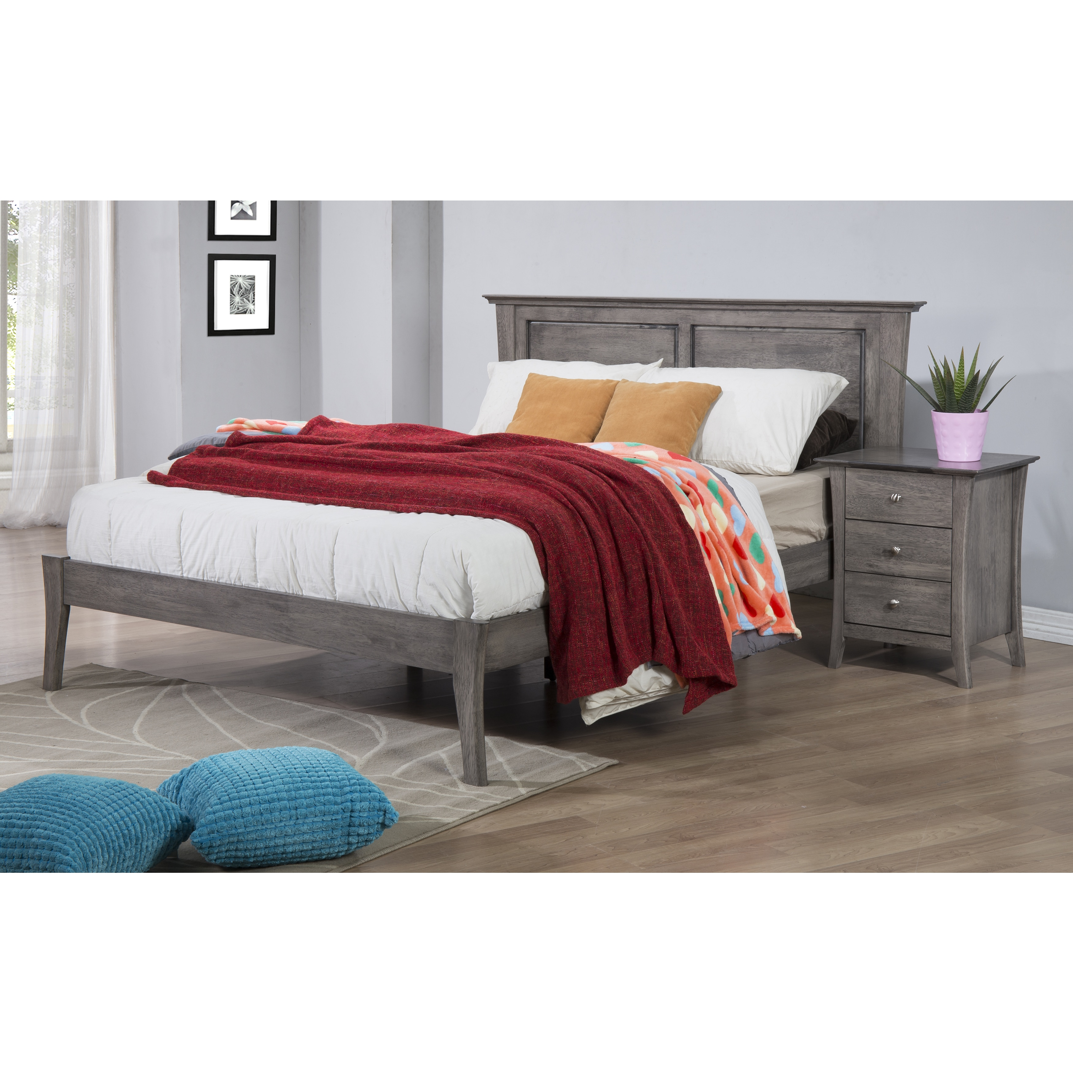 zillo product and bedhead wooden fabric sheets grey upholstered legs white front size with henry queen retreat hutch bed