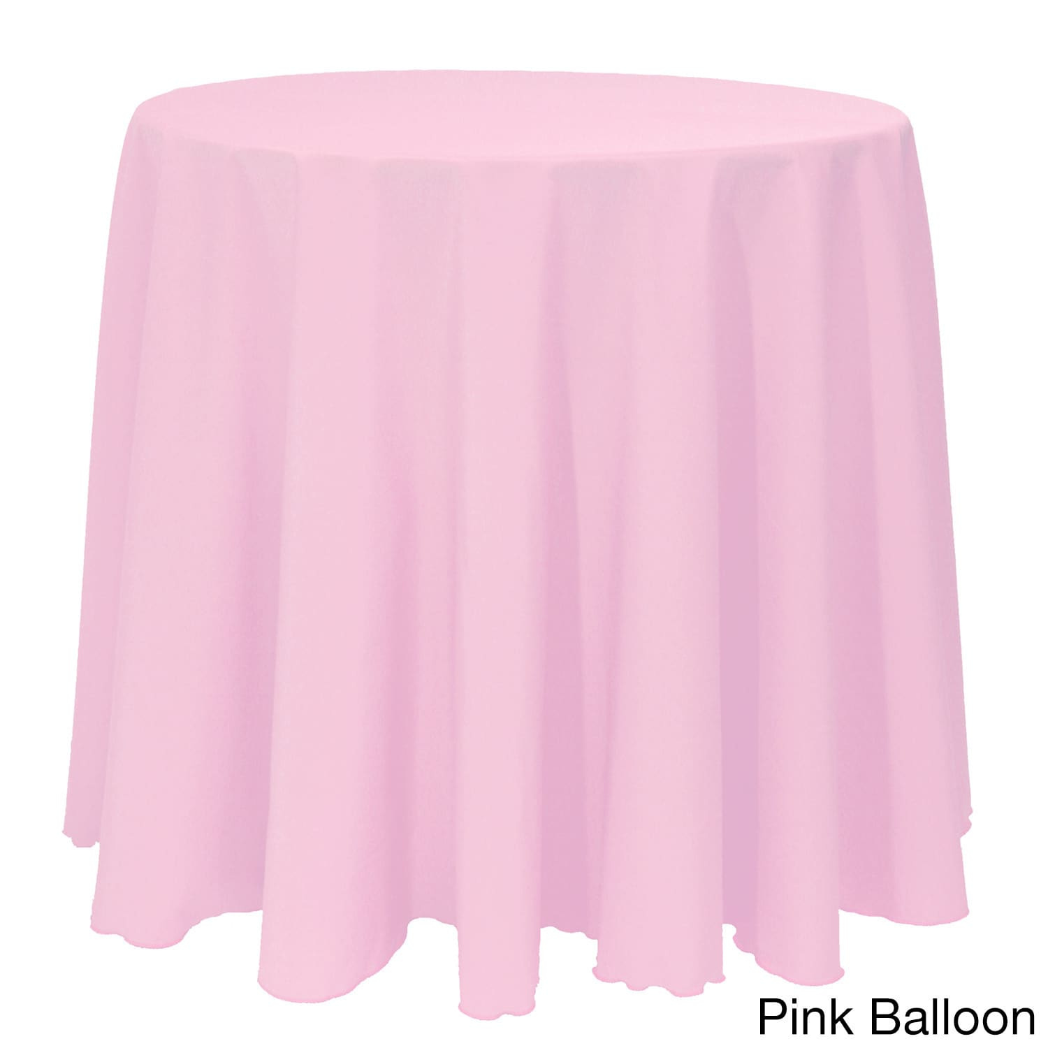 Shop Bright Solid Color 90 Inch Round Tablecloth   Free Shipping On Orders  Over $45   Overstock.com   10222596
