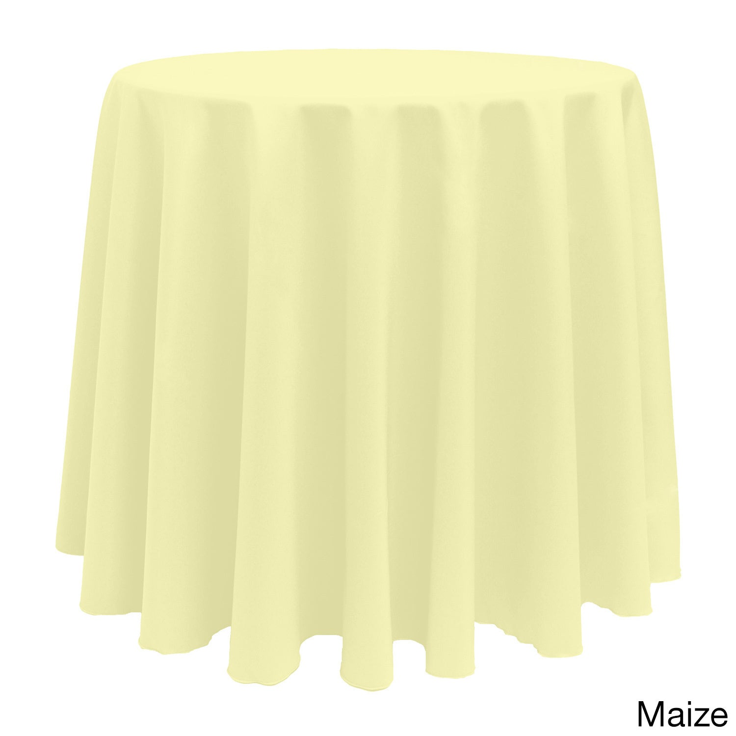 Bright Solid Color 90 Inch Round Tablecloth   Free Shipping On Orders Over  $45   Overstock   17343839