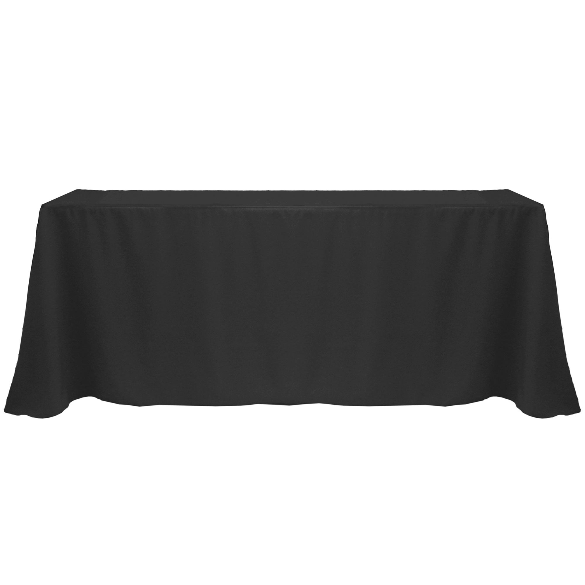 Bon Shop Solid Color 90 X 156 Inches Vibrant Tablecloth   Free Shipping On  Orders Over $45   Overstock.com   10222608