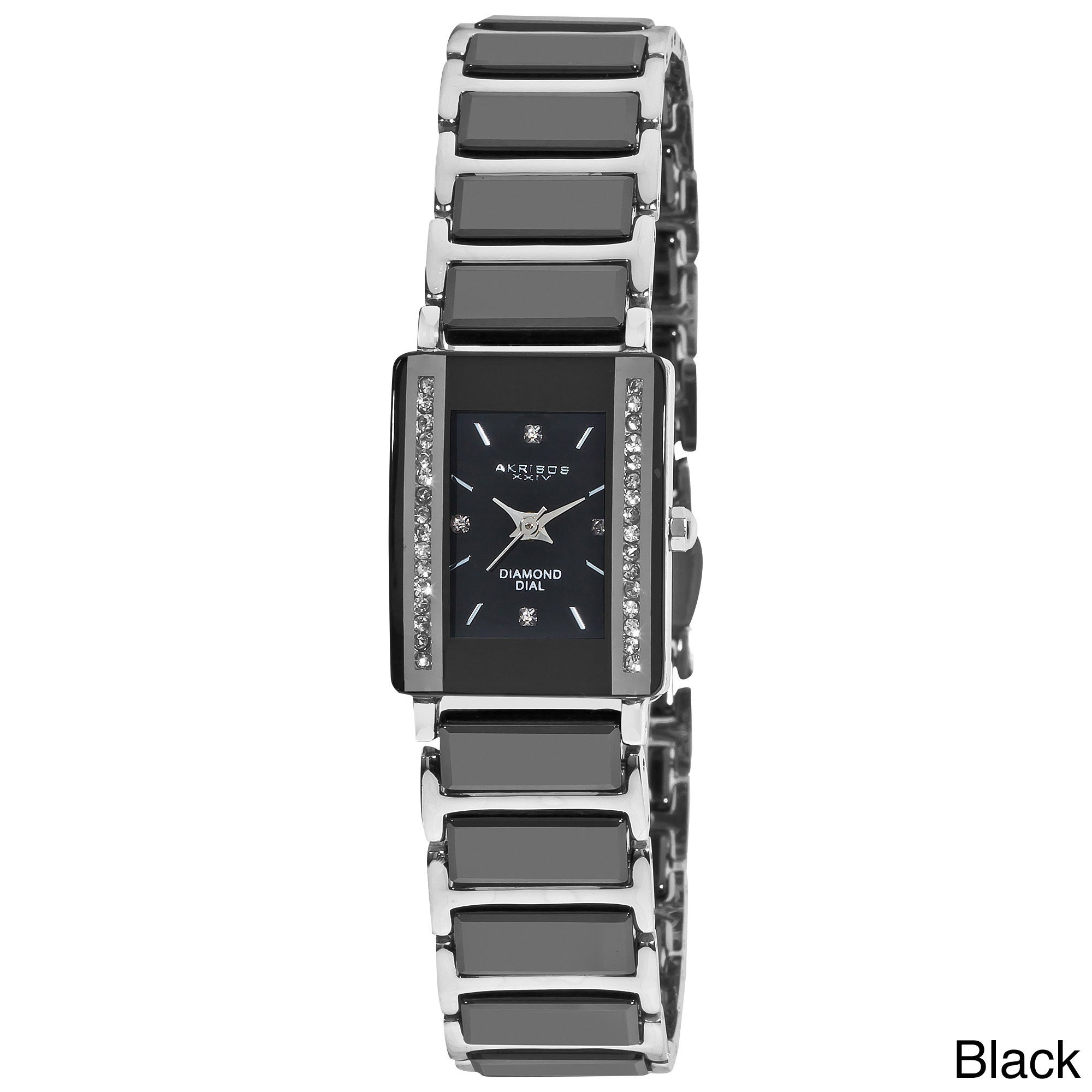 dial watches online india black price leather for rectangular buy best at strap men watch product titan