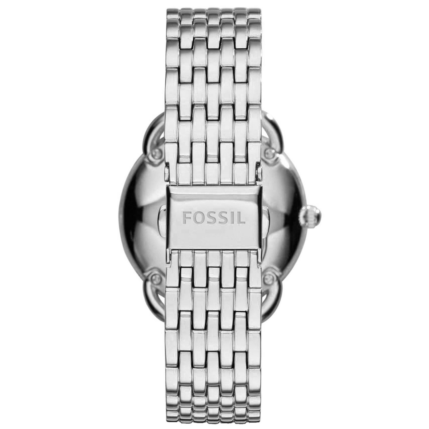 Fossil Tailor Multifunction Rose Gold Stainless Steel Watch Es 4055 Es3590 Stella Tone Womans Es3712 Silver Free Shipping Today Overstock