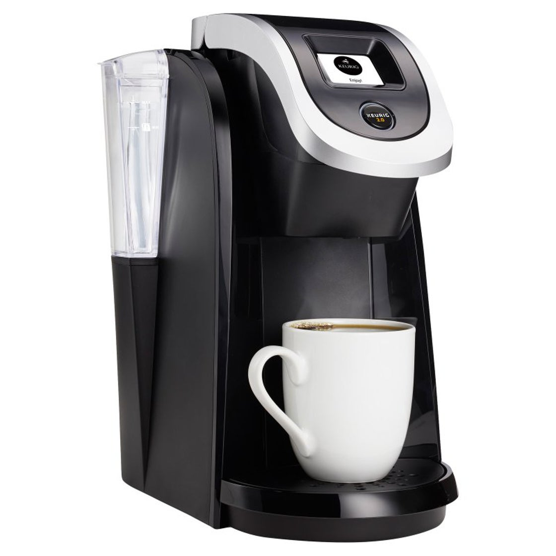 Shop Keurig 2.0 Black K250 Coffee Brewer - Free Shipping Today ... on