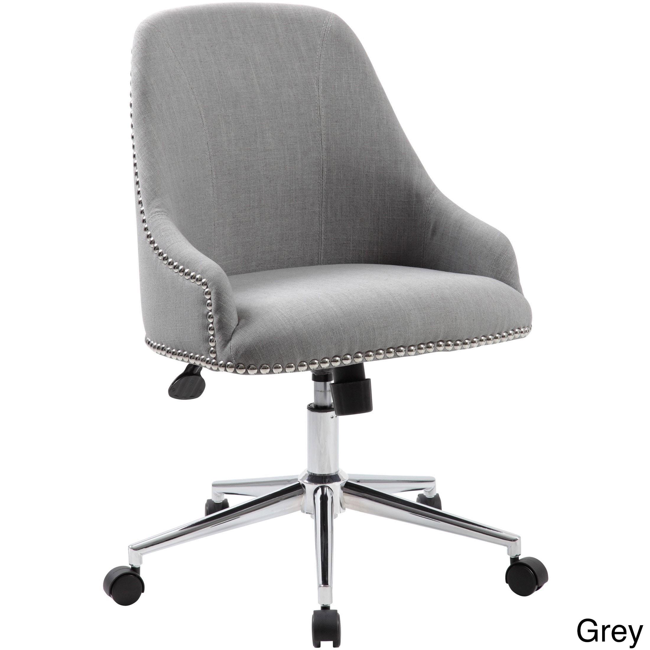 black desk chair. Boss Carnegie Desk Chair - Free Shipping Today Overstock.com 17356434 Black