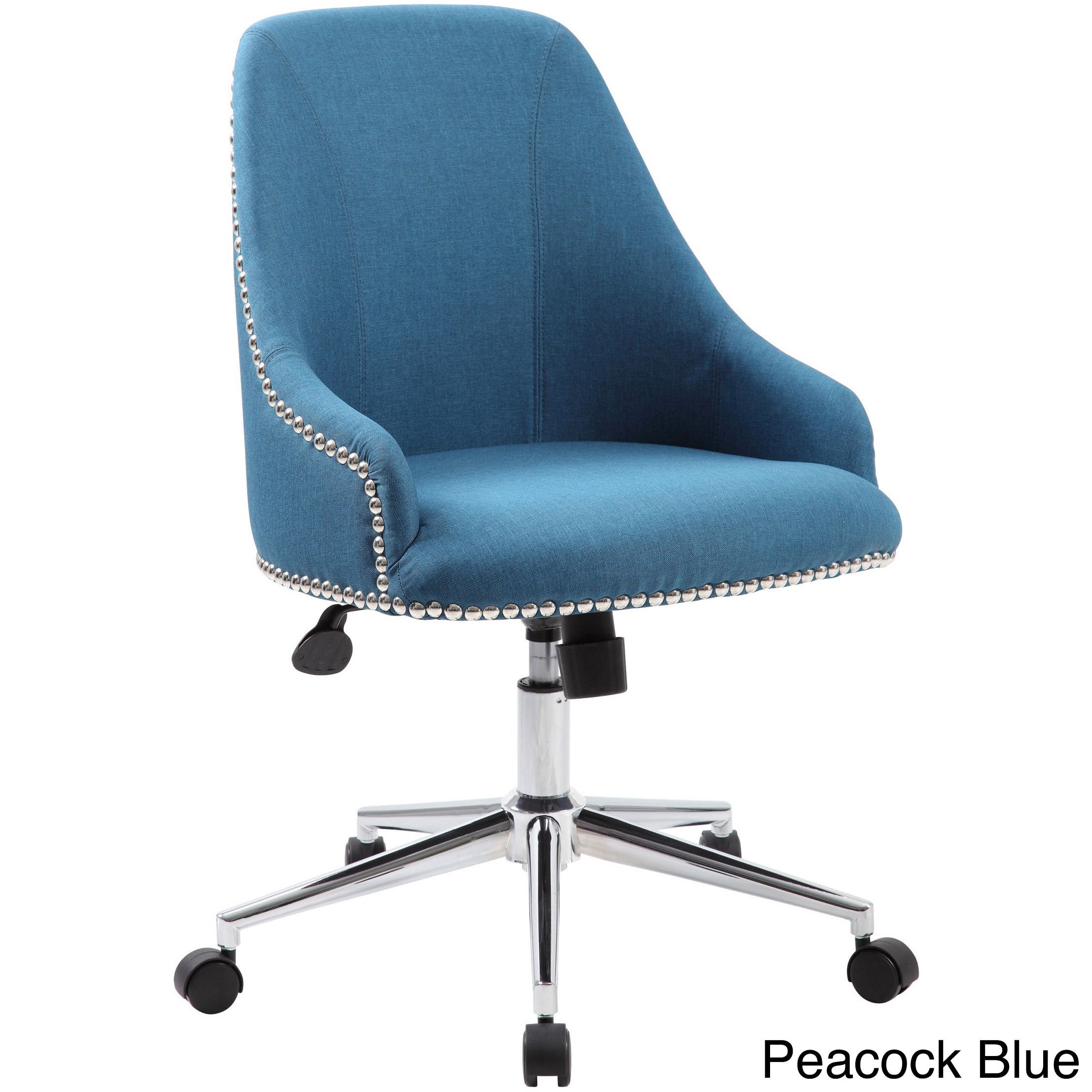 Marvelous Shop Boss Carnegie Desk Chair   Free Shipping Today   Overstock.com    10236031