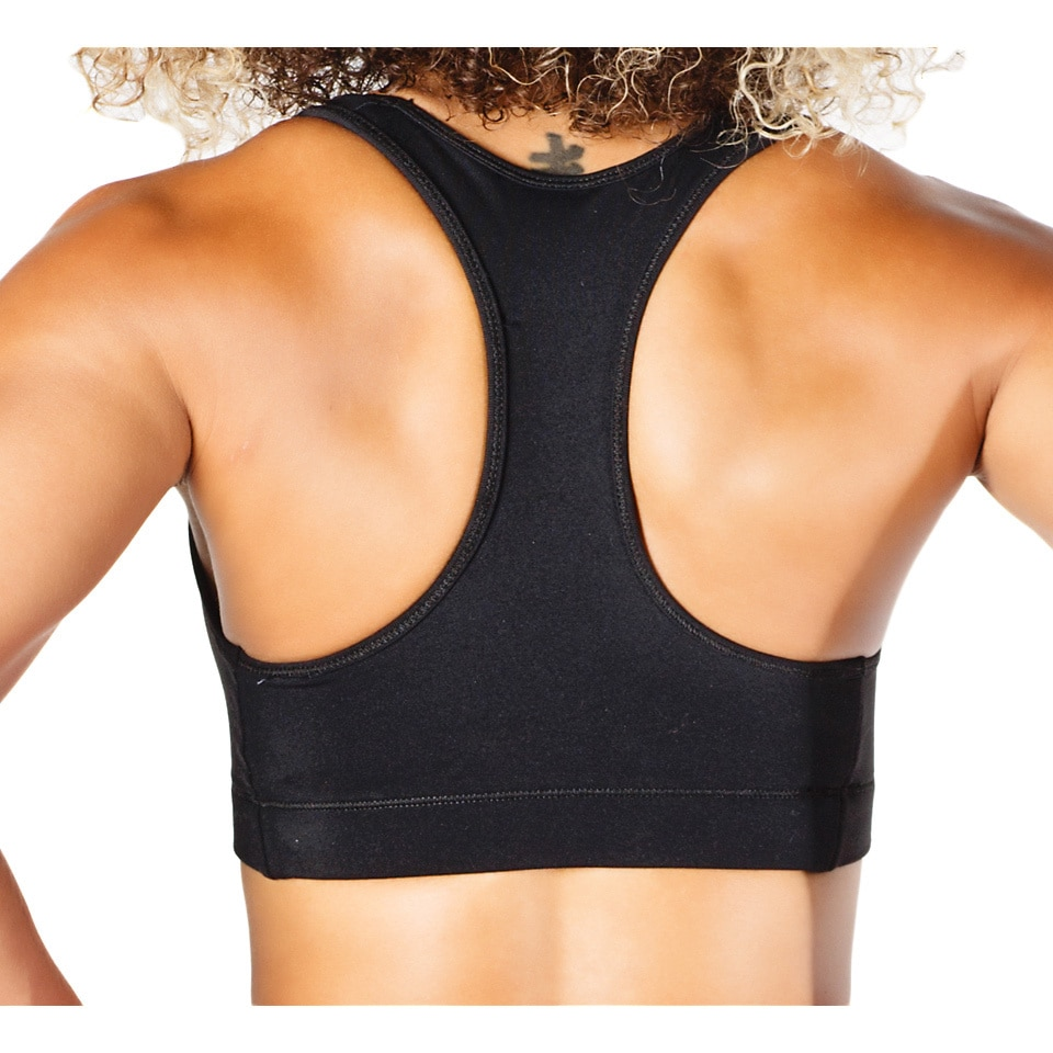 47ae8fee4b Shop MissFit Activewear Compression Razorback Sports Bra - Free Shipping On  Orders Over  45 - Overstock - 10236306