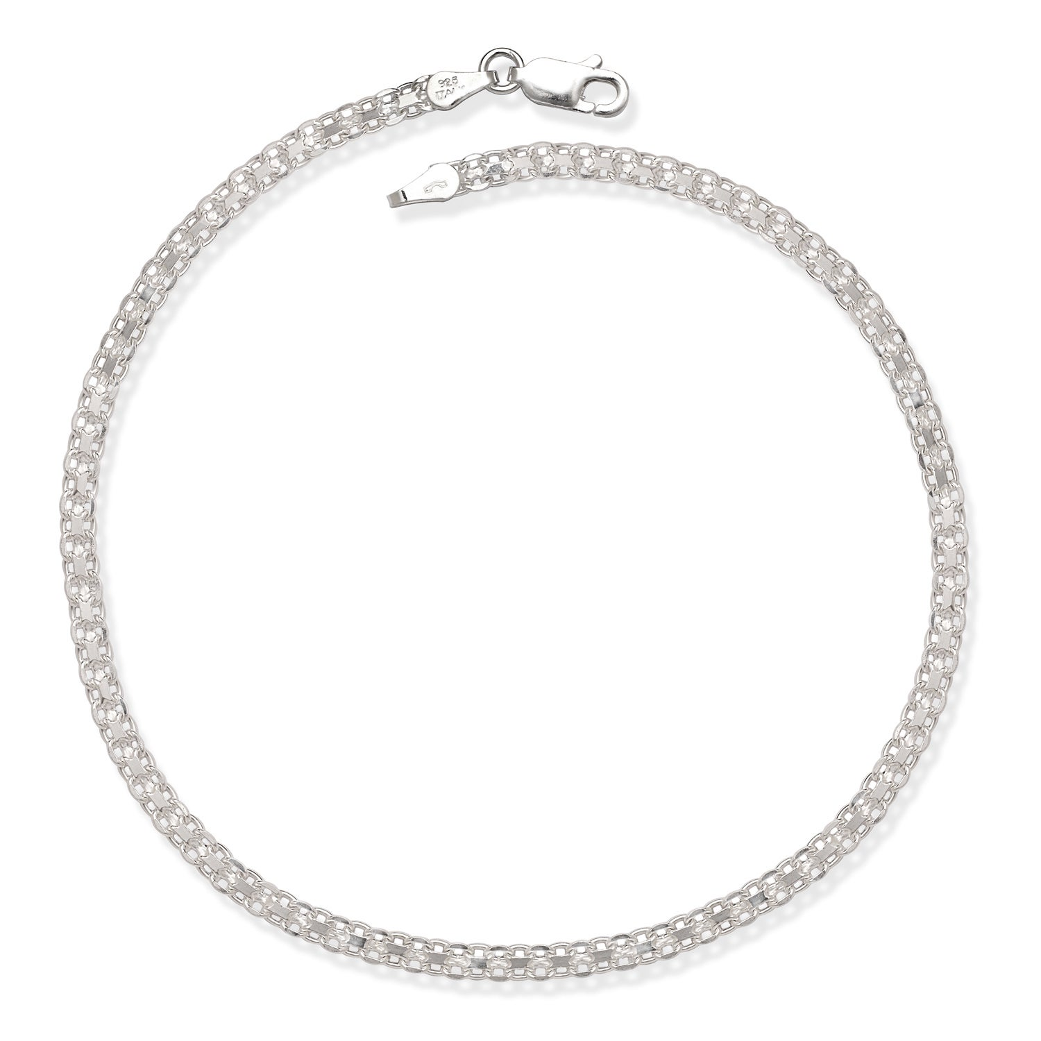 anklet sterling see silver pin fits great inch with ankles this hearts