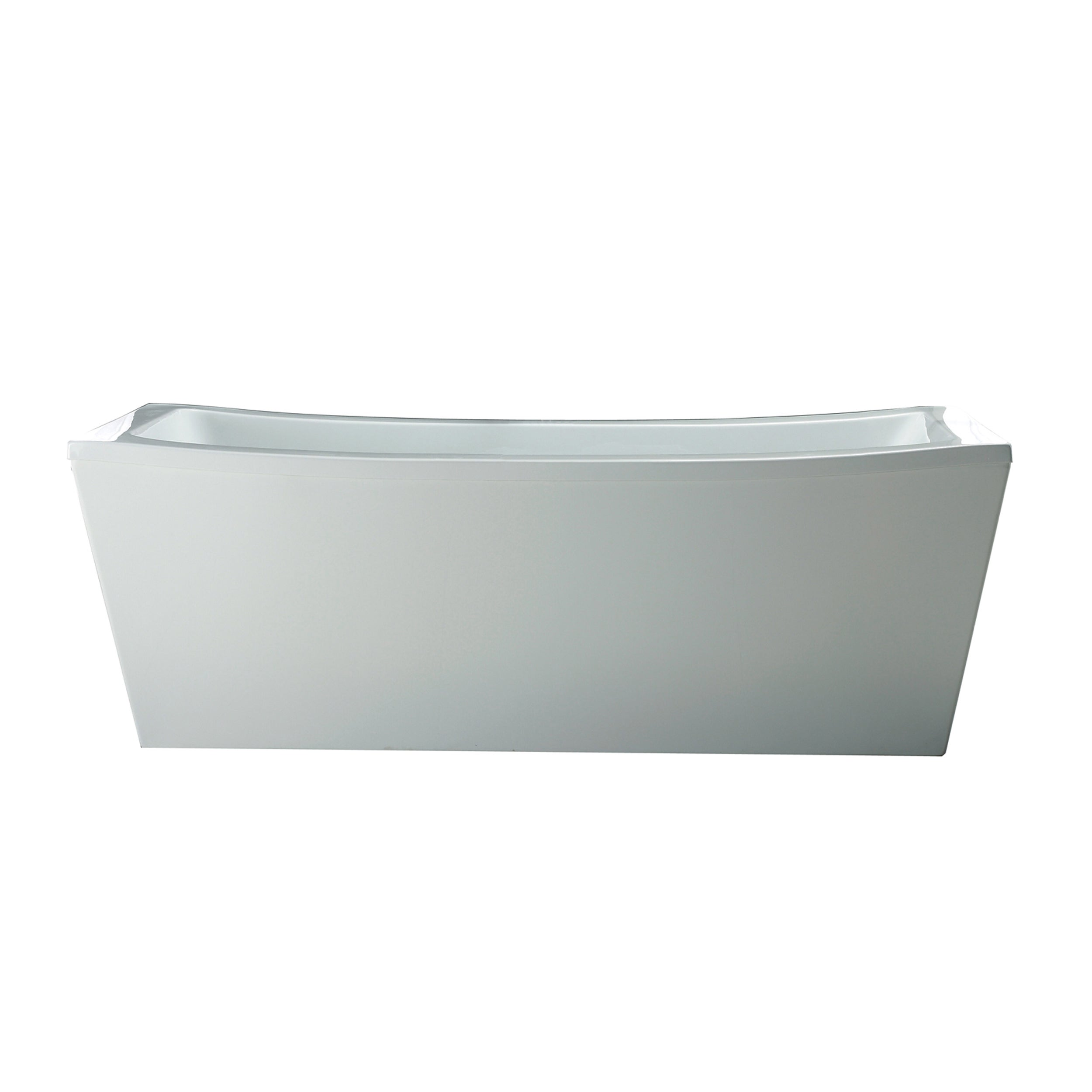 bathtubs shipping bathtub anzzi today in freestanding wyndham home garden free bank white product ft series overstock