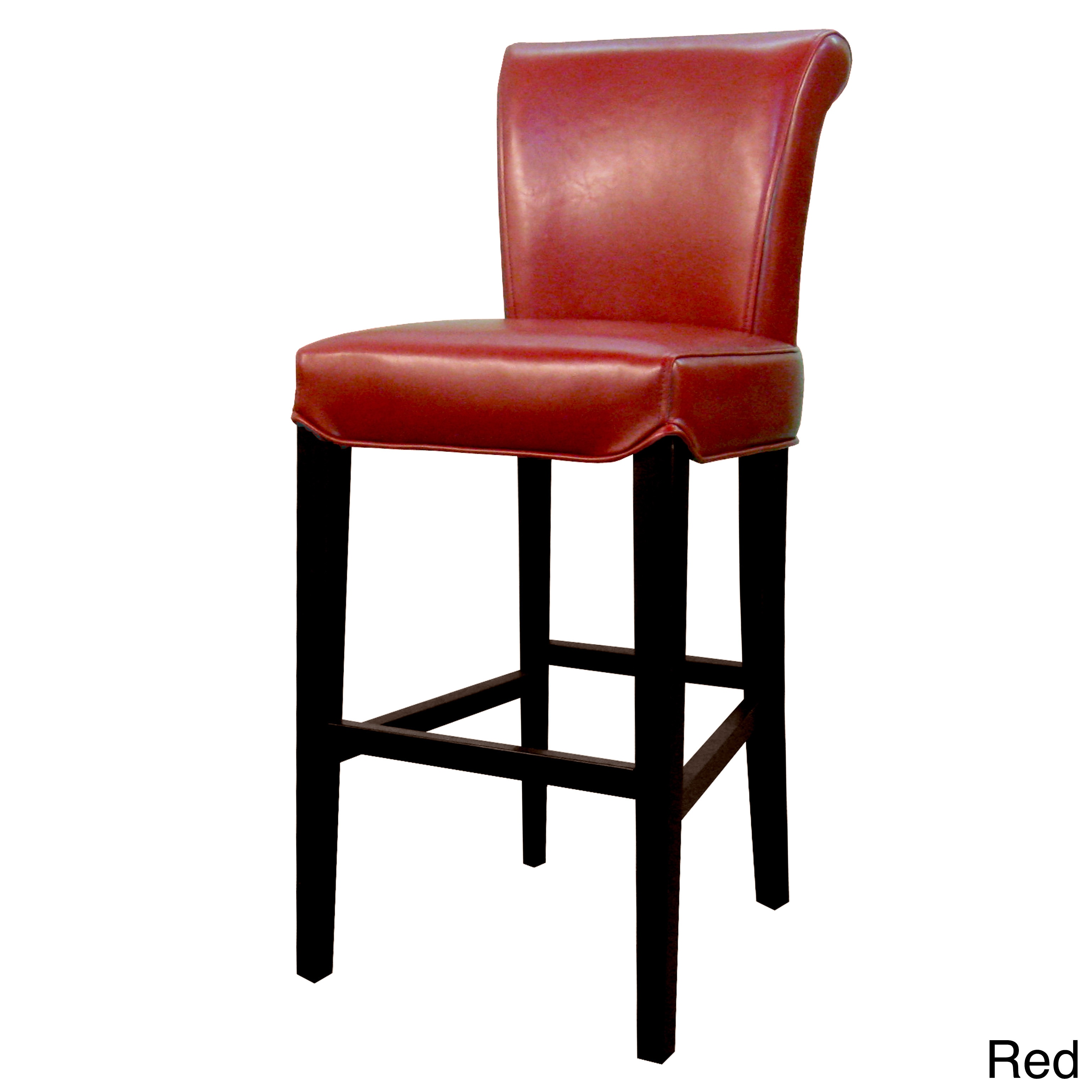 Shop bentley leather counter stool on sale free shipping today overstock com 10246266