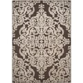 Safavieh Monroe Brown Rug (8' x 11'2)