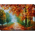 Leonid Afremov 'Evanescing Sight' Giclee Print Canvas Wall Art