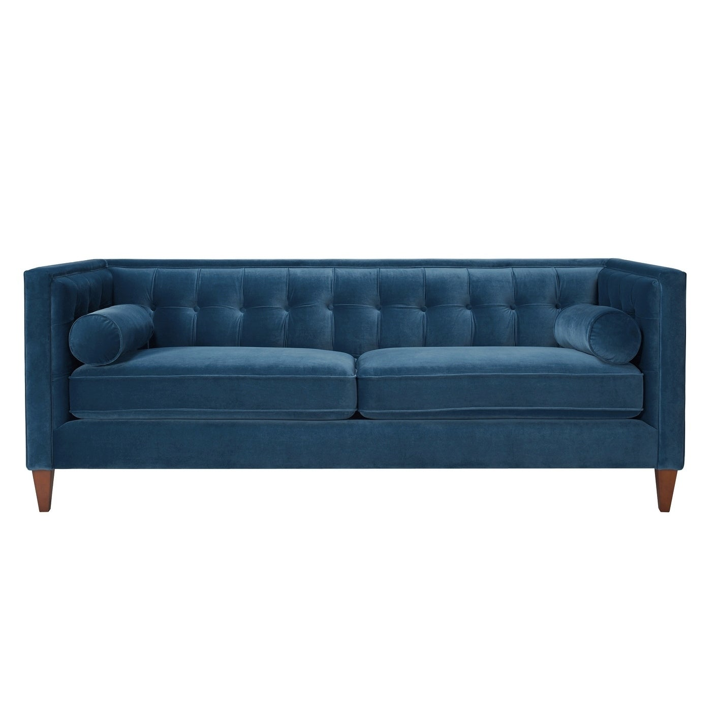 Shop Jennifer Taylor Jack Tuxedo Sofa   On Sale   Free Shipping Today    Overstock.com   10273796