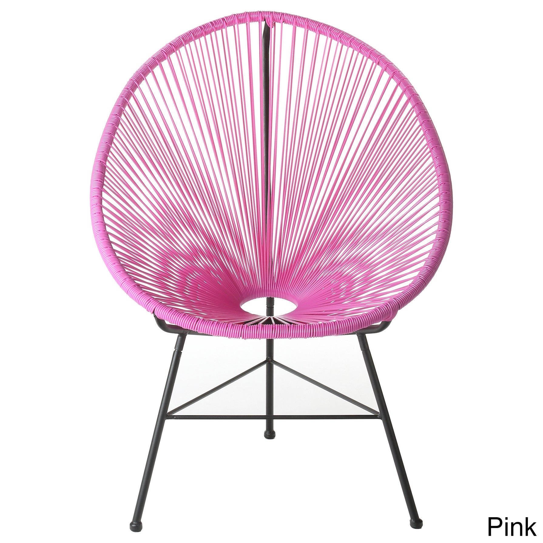 Shop Acapulco Indoor/ Outdoor Woven Lounge Chair   On Sale   Free Shipping  Today   Overstock   10281685