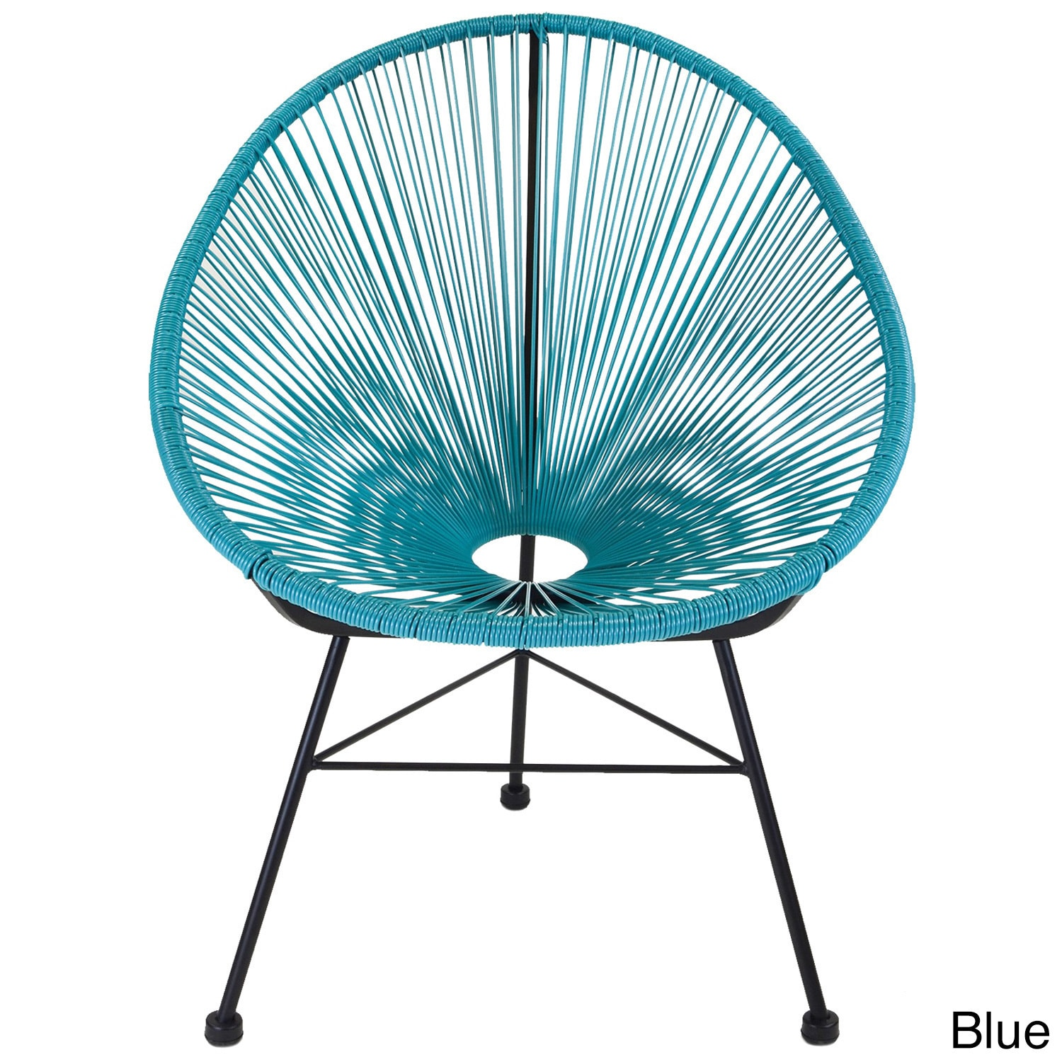 Shop Acapulco Indoor/ Outdoor Woven Lounge Chair   Free Shipping Today    Overstock.com   10281685