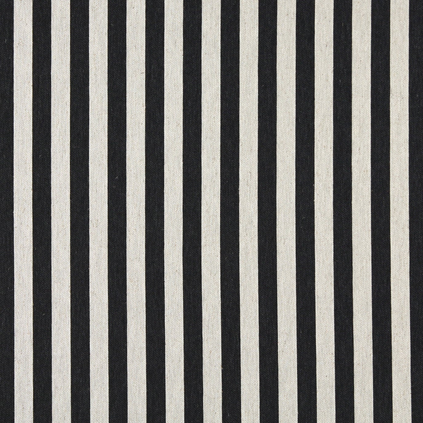Shop A0009g Midnight Off White Striped Upholstery Fabric Free