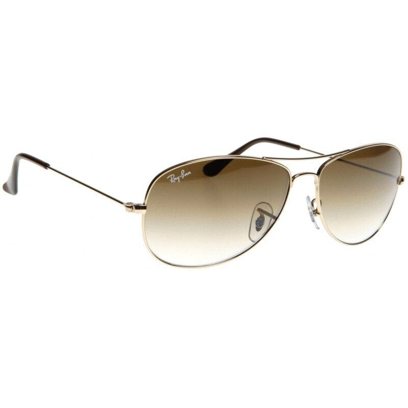 a4ded6708c7f4 Shop Ray-Ban RB3362 Cockpit Brown Gradient Sunglasses - Free Shipping Today  - Overstock - 10289613