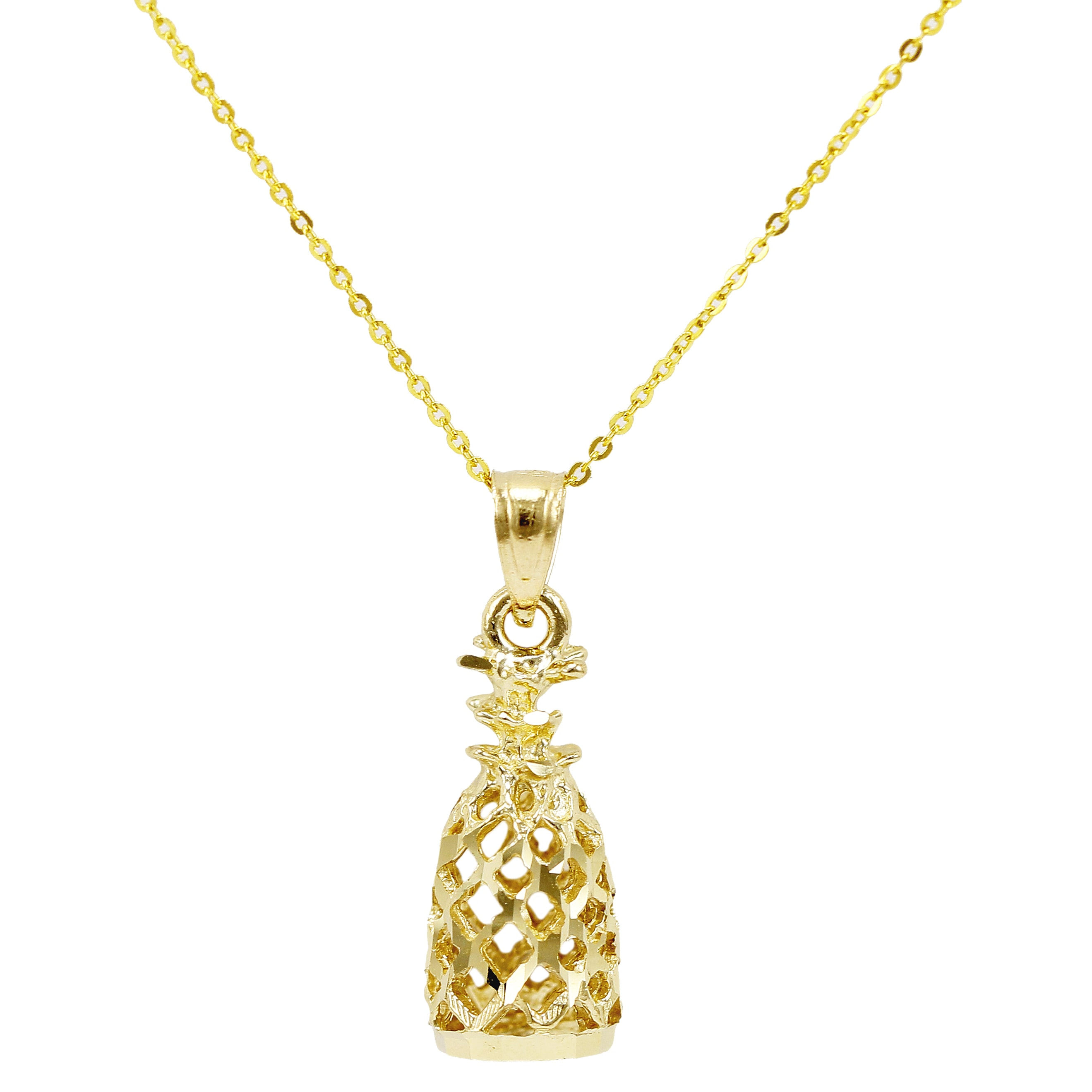 products thread golden inc pineapple necklace