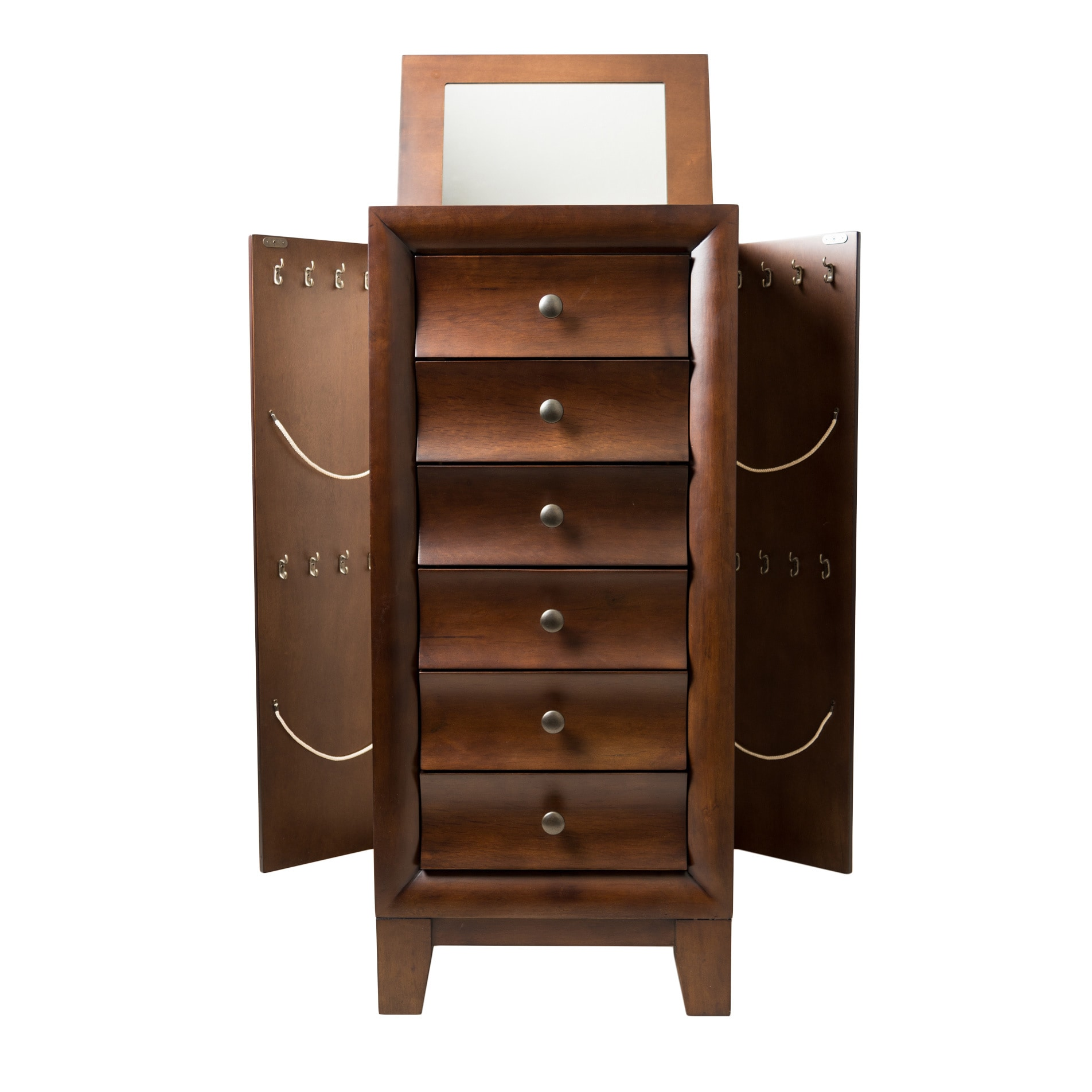 Hives Honey Ashton Jewelry Armoire Free Shipping Today